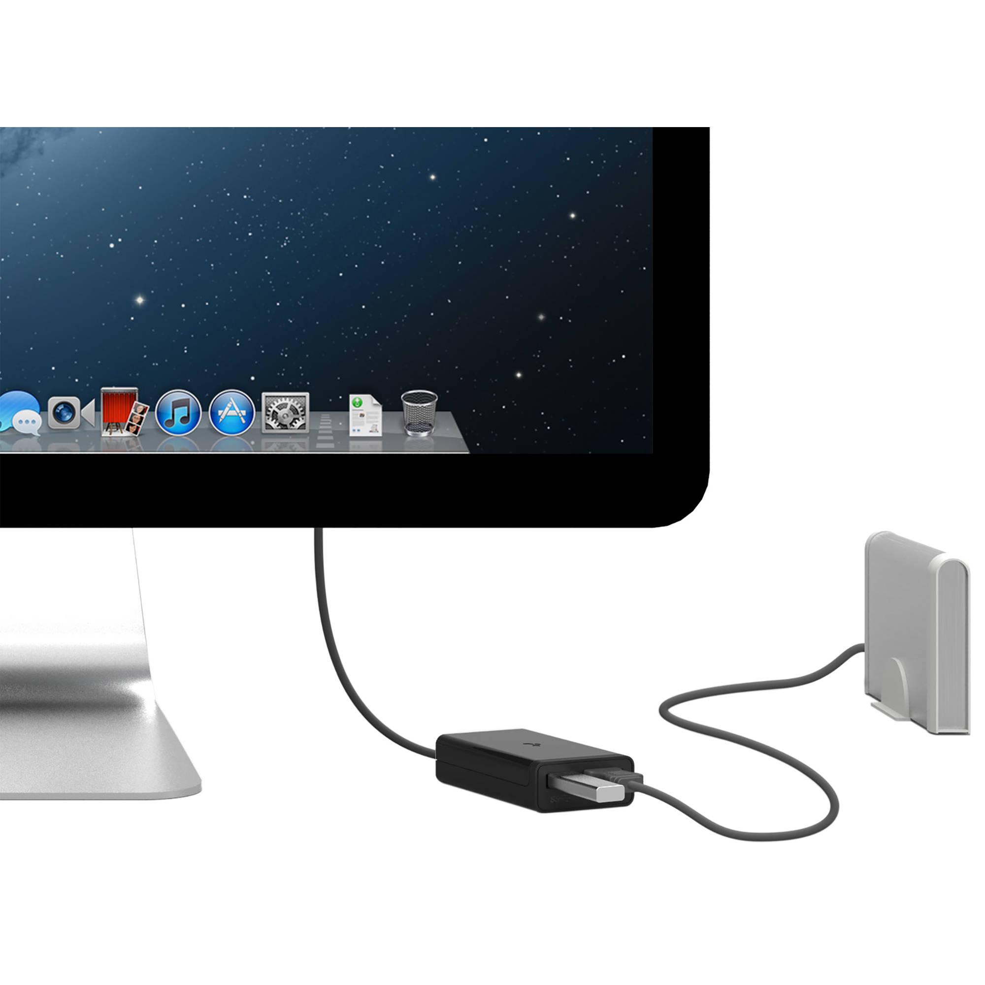 Adaptador USB 3.0 y SATA Kanex KTU10 negro