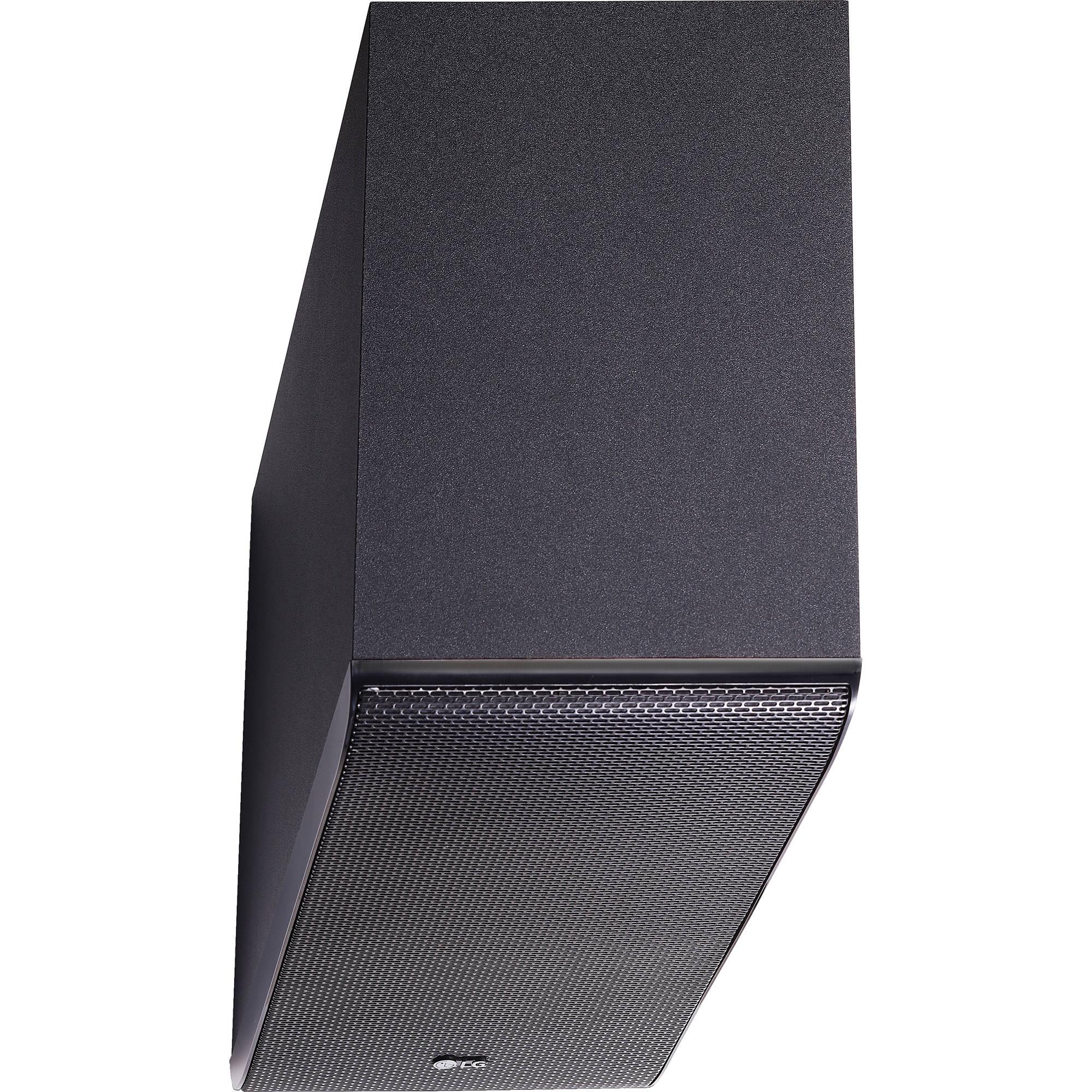 LG SJ8 300W 2 1-Channel Soundbar System
