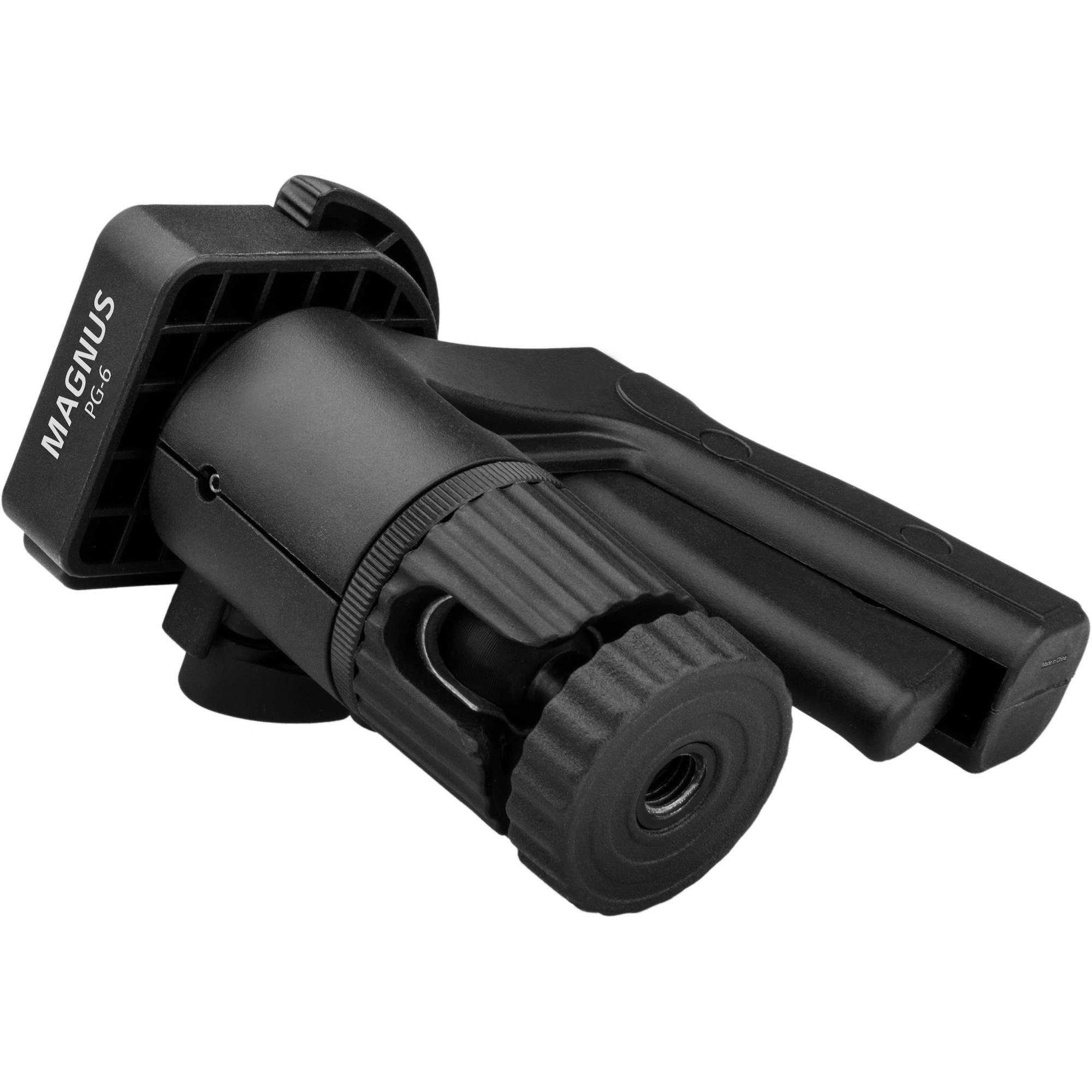 Magnus PG-6 Pistol Grip Ball Head Camera Mount
