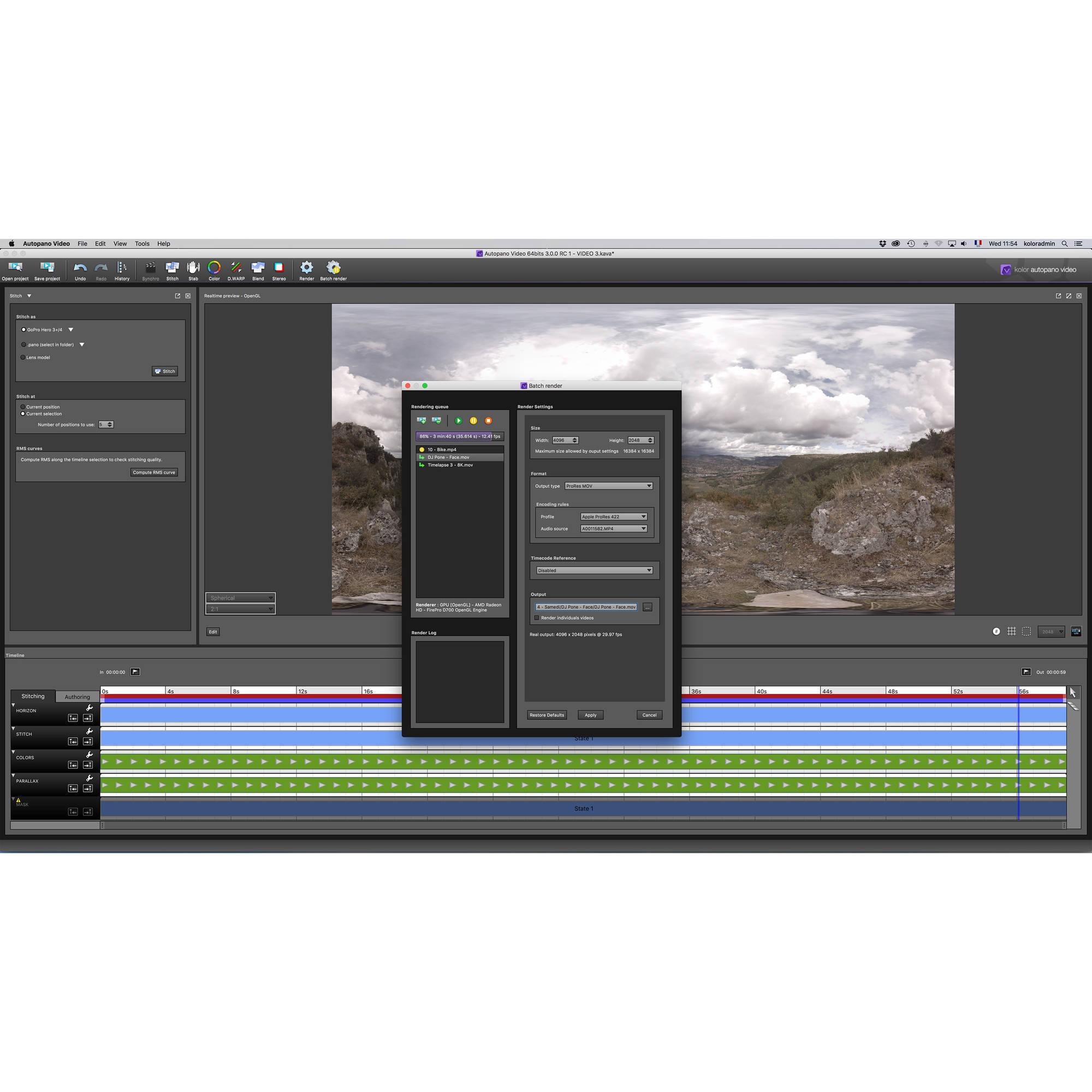 Kolor Autopano Video 3 0 (Download)