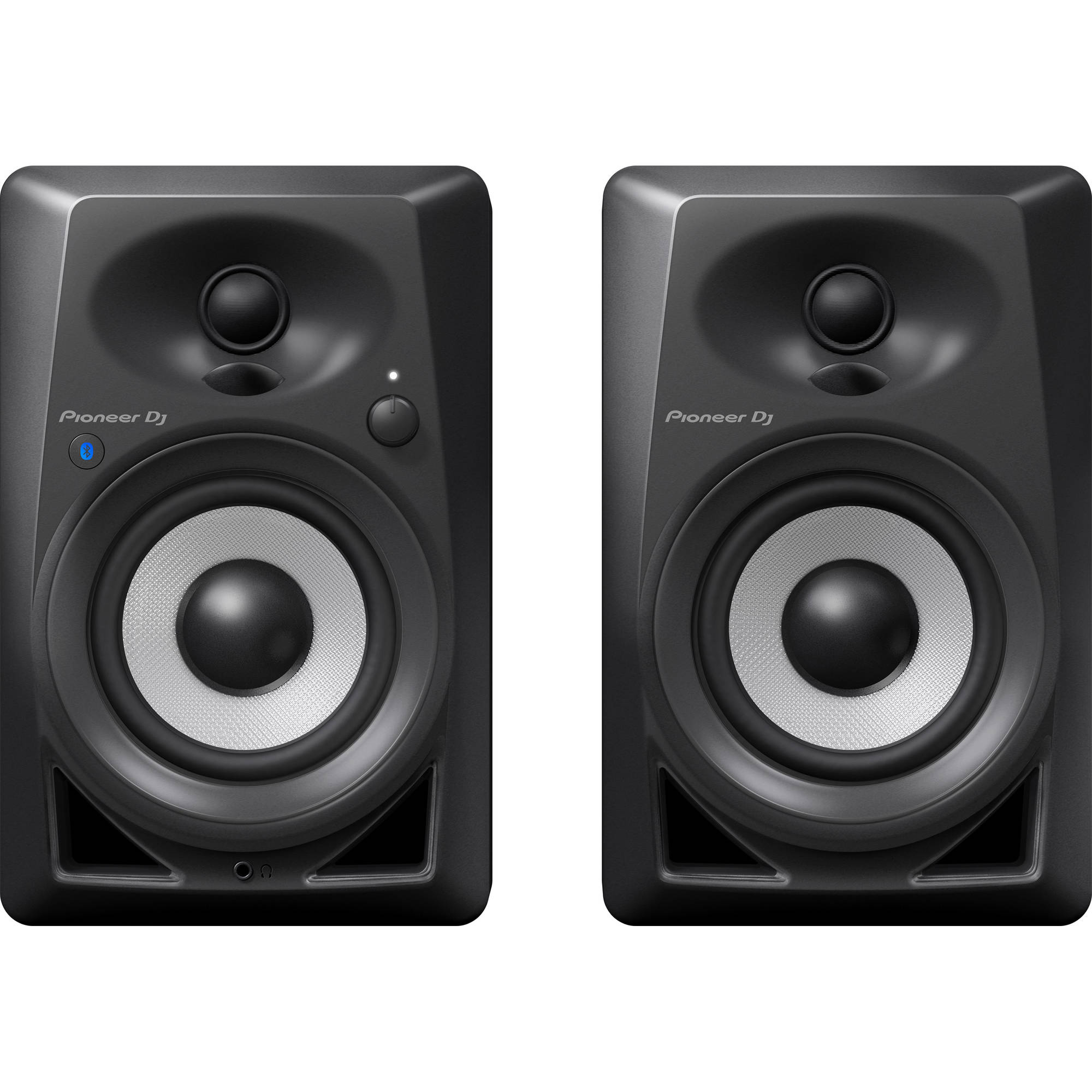 "Pioneer DJ 4/"" Activ Monitor Speaker Bluetooth Lautsprecher Aktiv Studio Boxen"