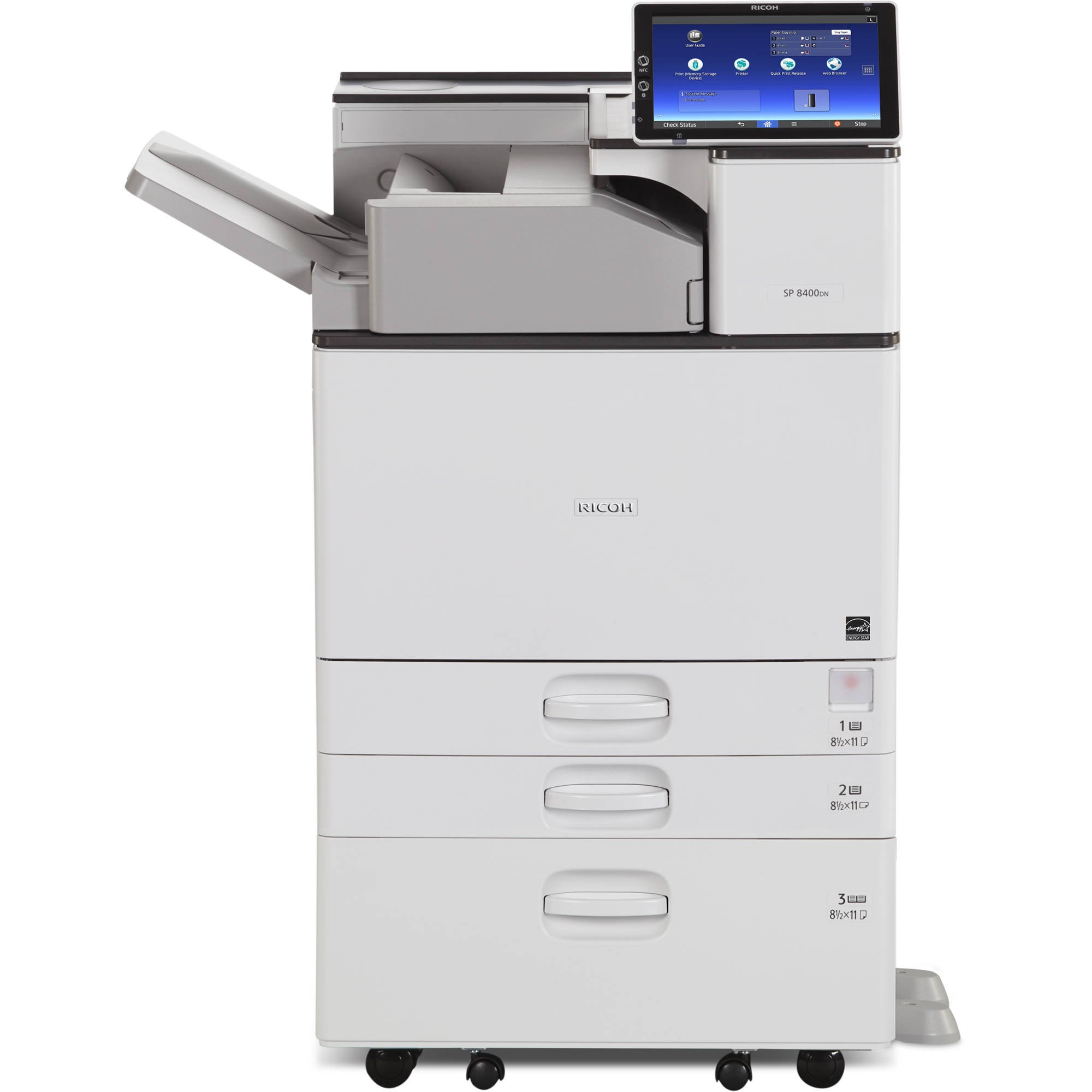 Ricoh SP 8400DN Monochrome Laser Printer