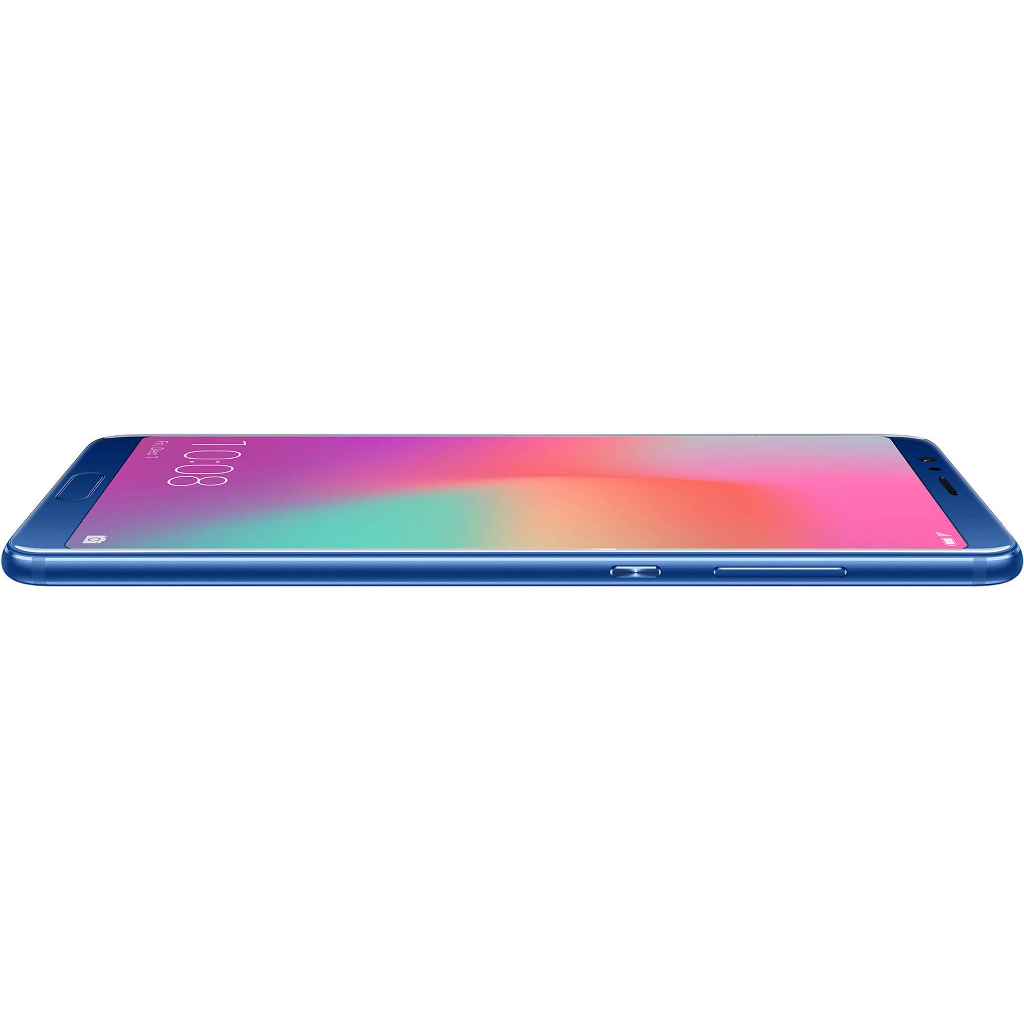 honor View10 128GB Smartphone (Unlocked, Navy Blue)