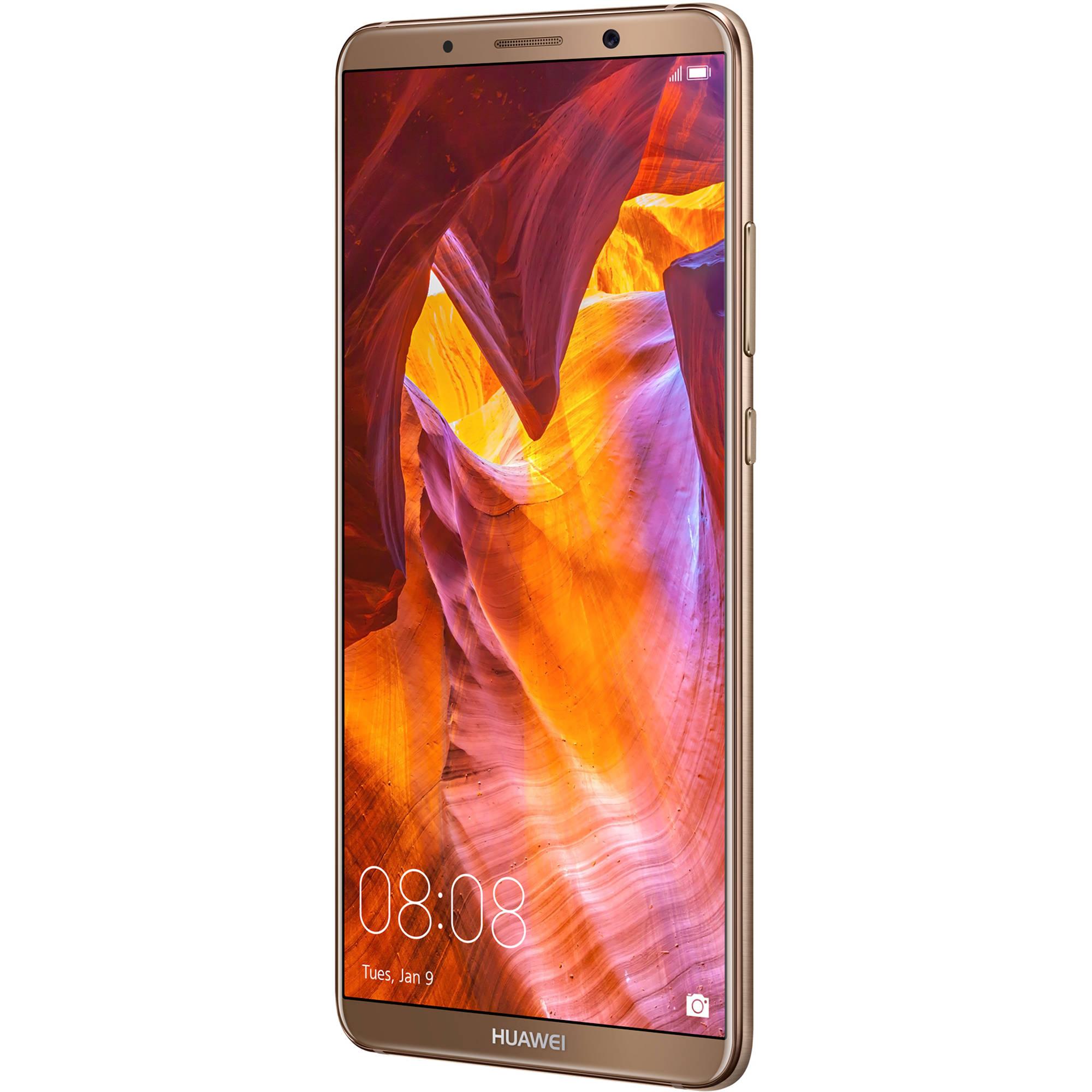 Huawei Mate 10 Pro BLA-A09 128GB Smartphone (Unlocked, Mocha)