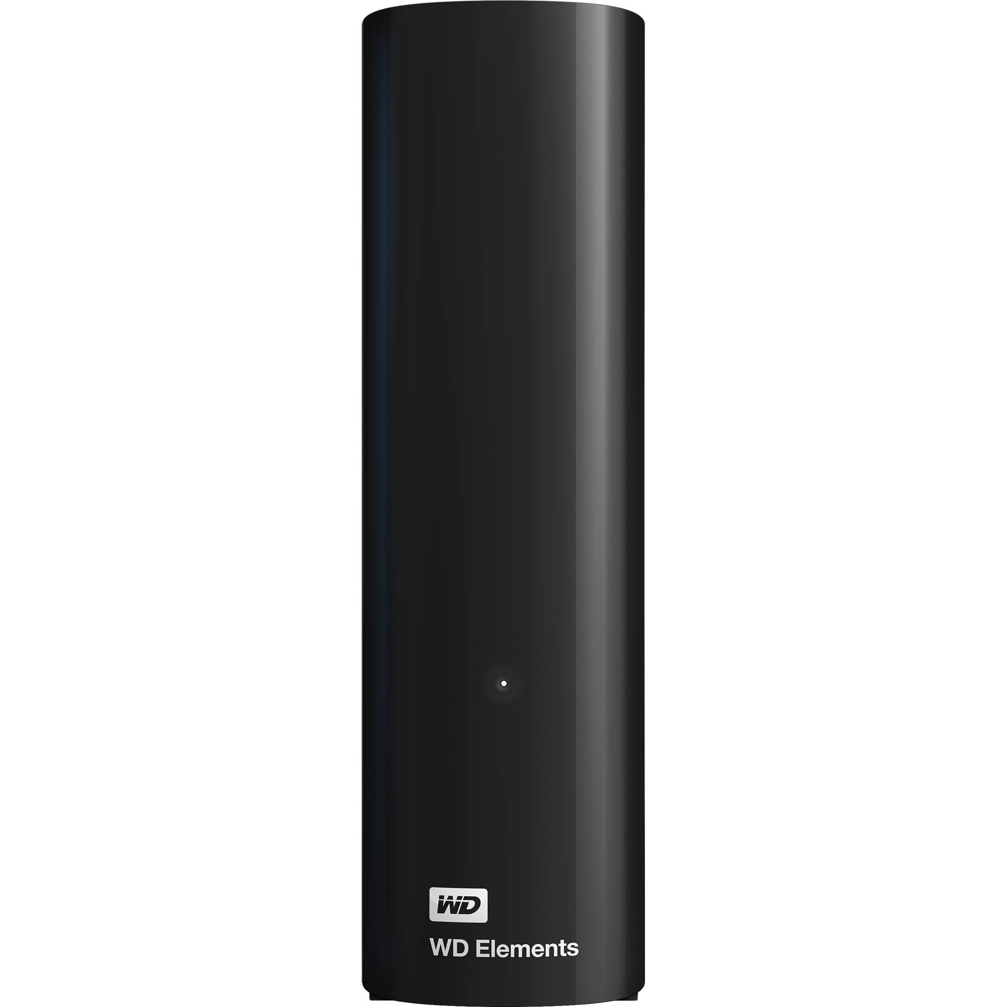 WD Elements 8TB USB 3.0 Desktop Hard Drive WDBWLG0080HBK-NESN Black