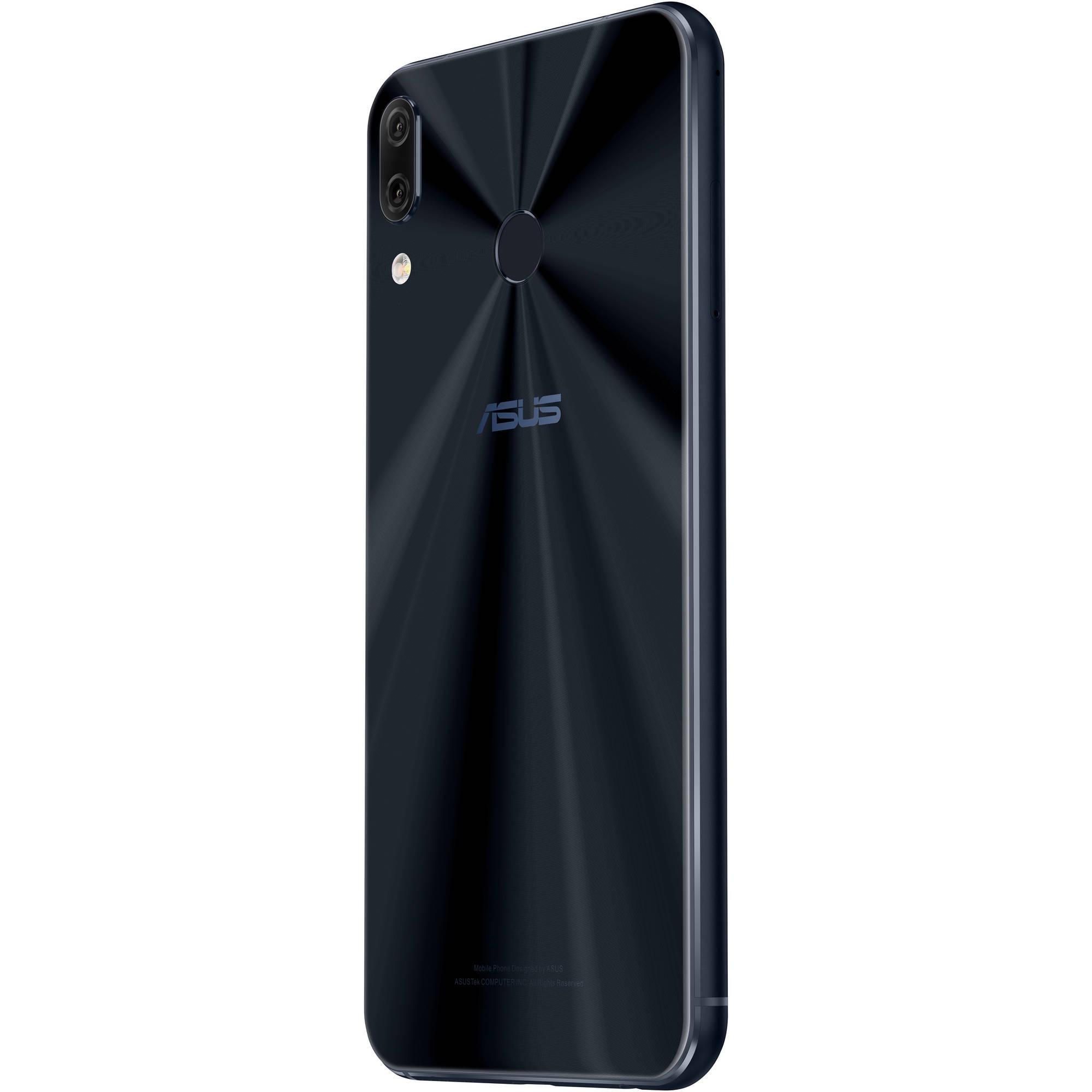 ASUS ZenFone 5Z ZS620KL Dual-SIM 64GB Smartphone (Unlocked / Midnight Blue)