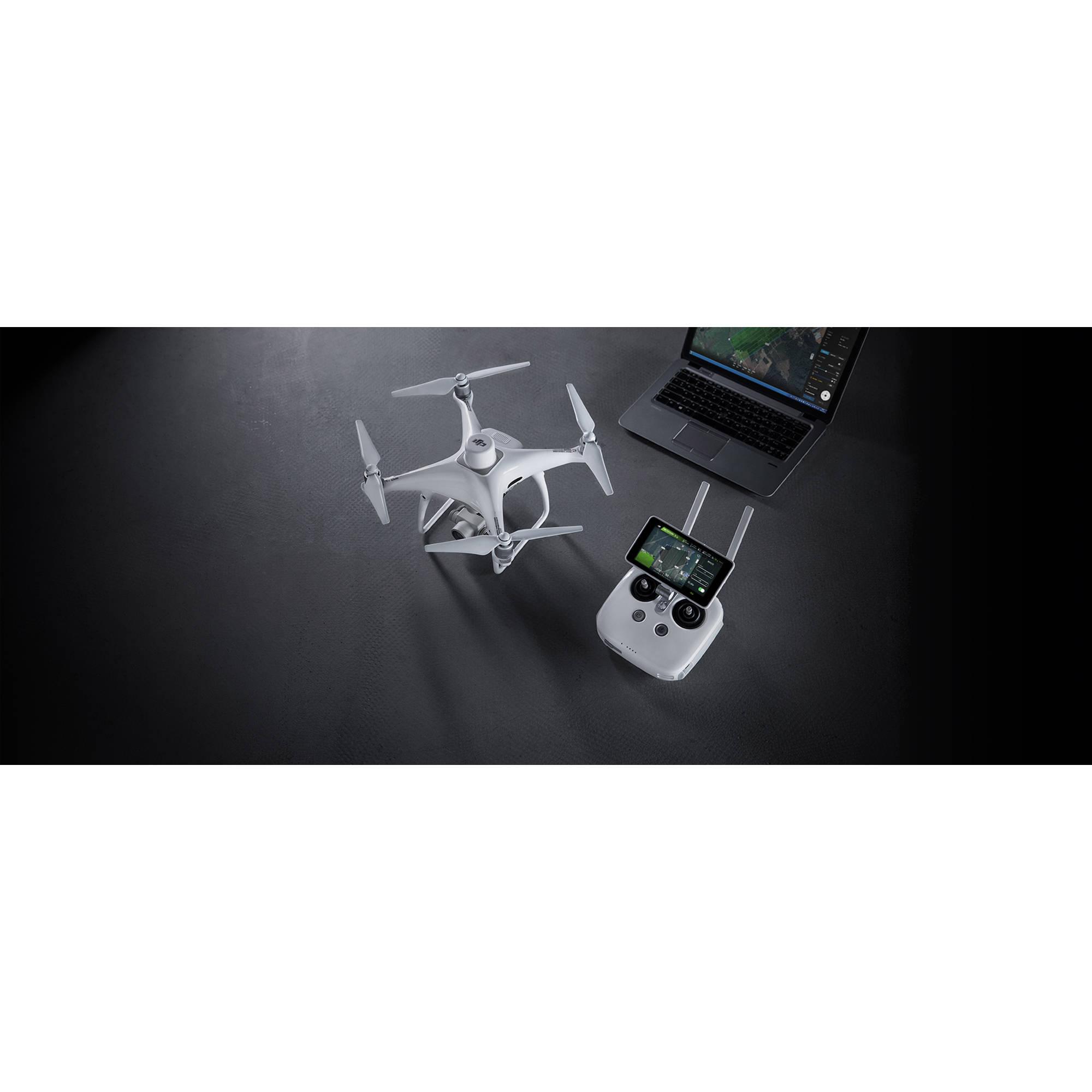 DJI Phantom 4 RTK Quadcopter with D-RTK 2 GNSS CP TP 00000231 01