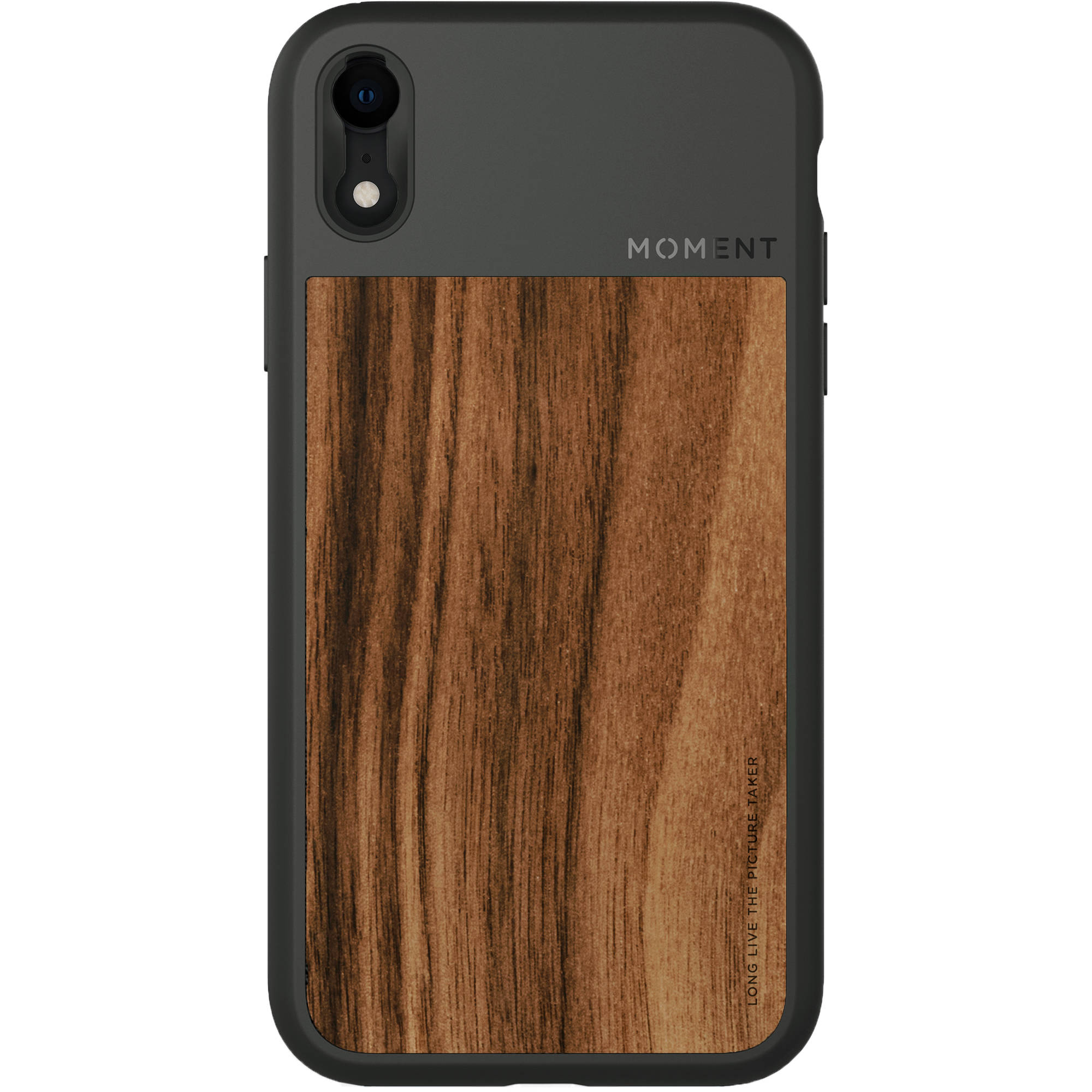 new concept 3dd7a e18ff Moment Photo Case for the iPhone XR (Walnut)