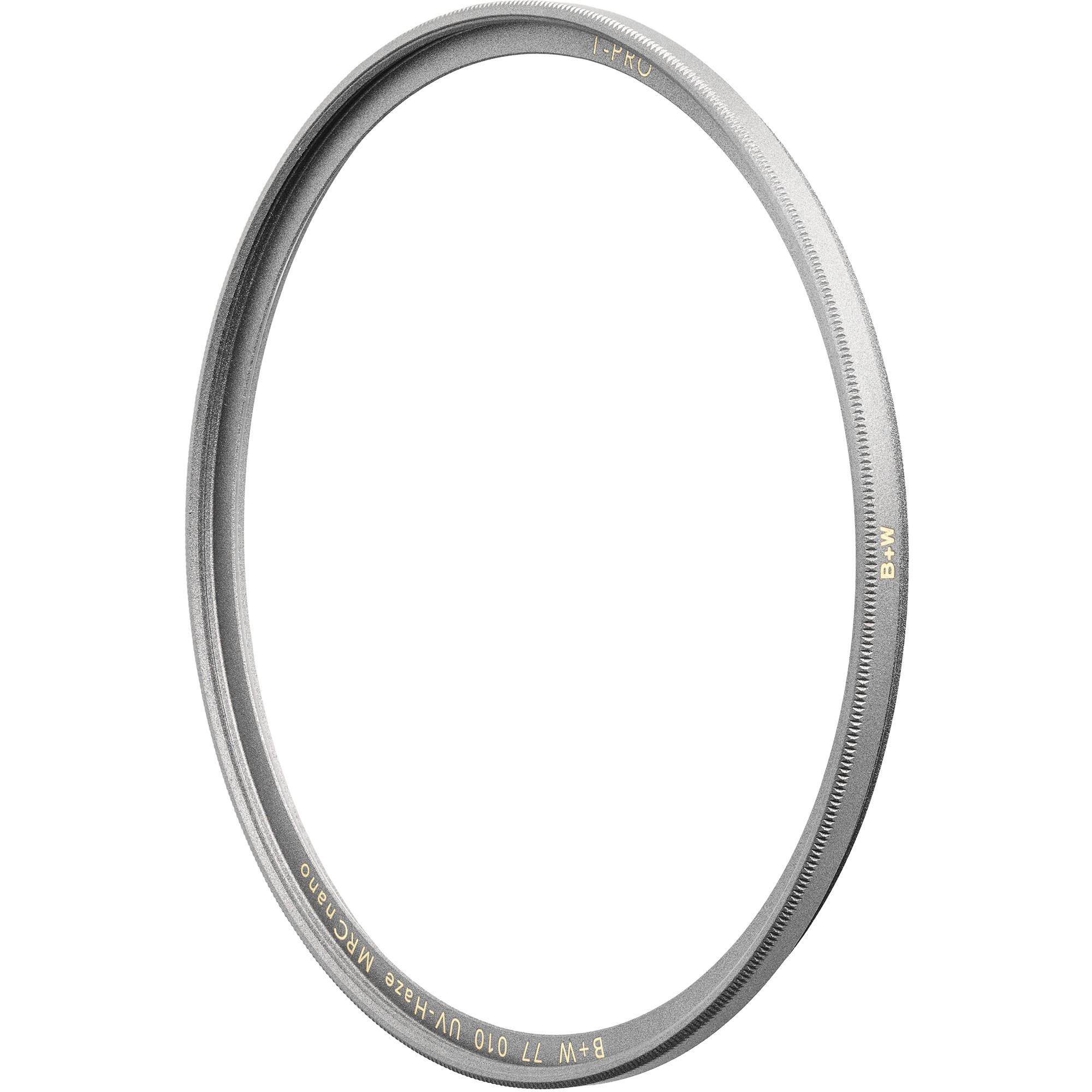39mm, T-Pro, Titan-Finish, MRC Nano, 16x verg/ütet, super Slim, Premium B+W 010 UV-Haze und Schutz-Filter