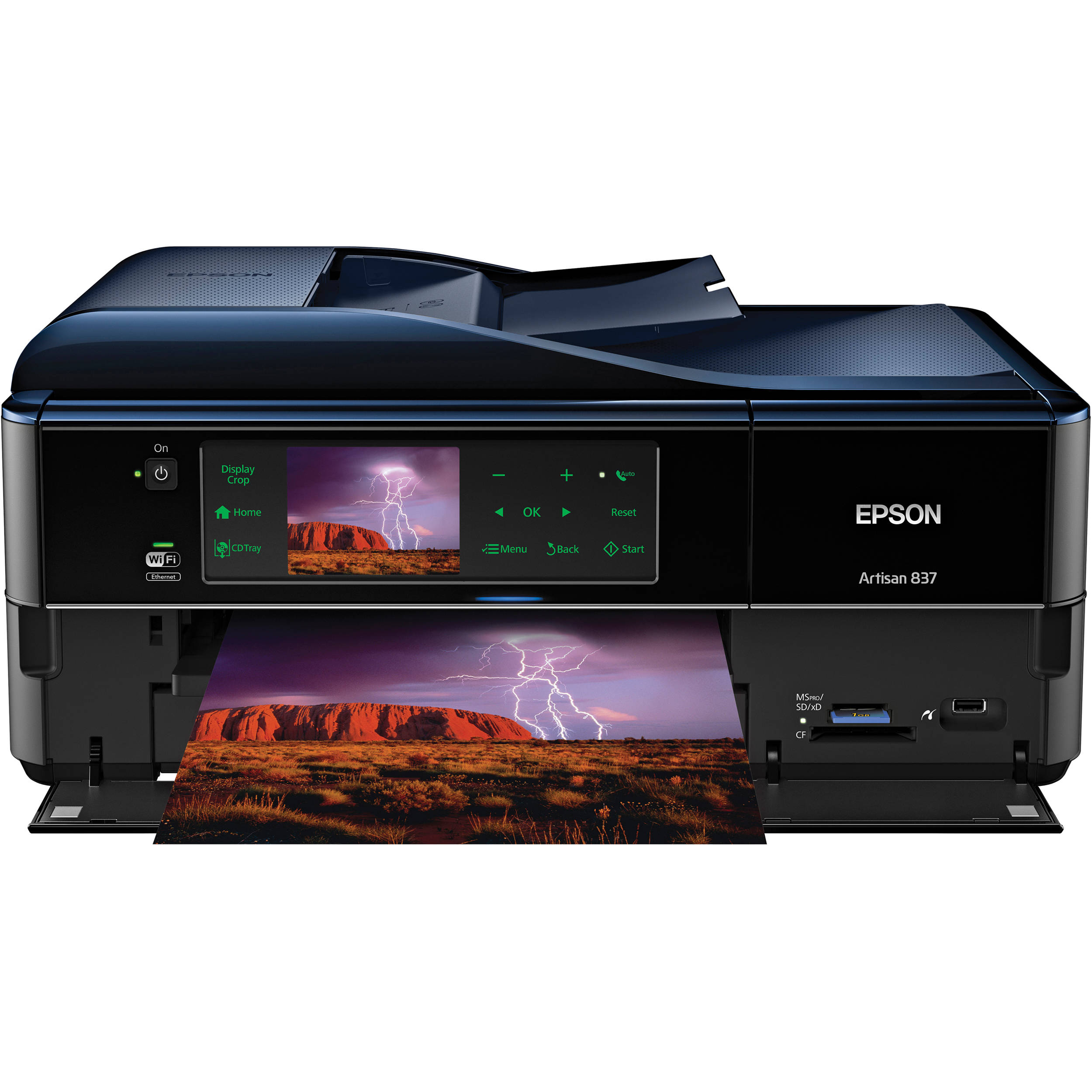 Epson Artisan 837 All-In-One Color Inkjet Printer