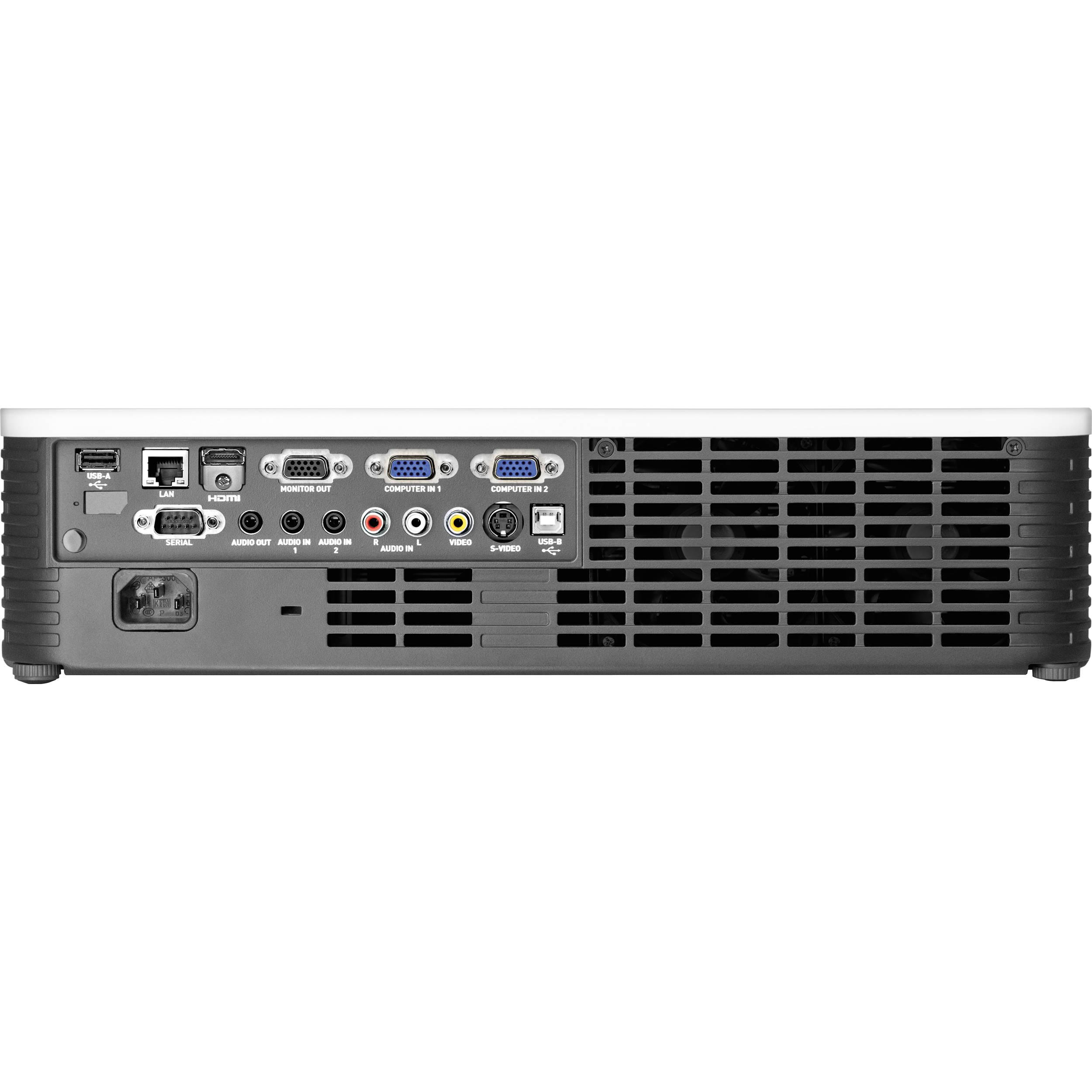 Casio XJ-H1650 3D Pro Model Projector XJ-H1650 B&H Photo Video
