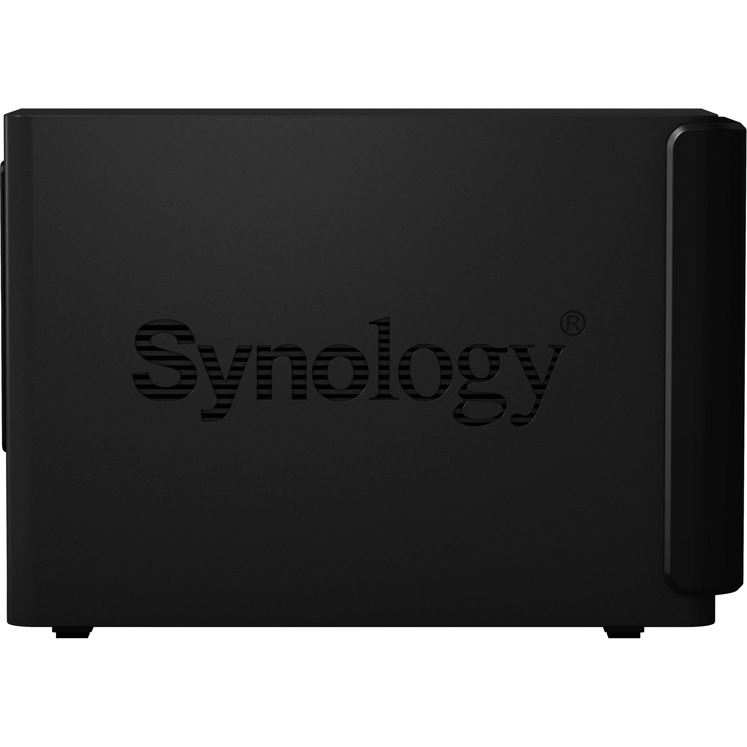 Synology DiskStation DS212+ 2-Bay NAS Server for Business