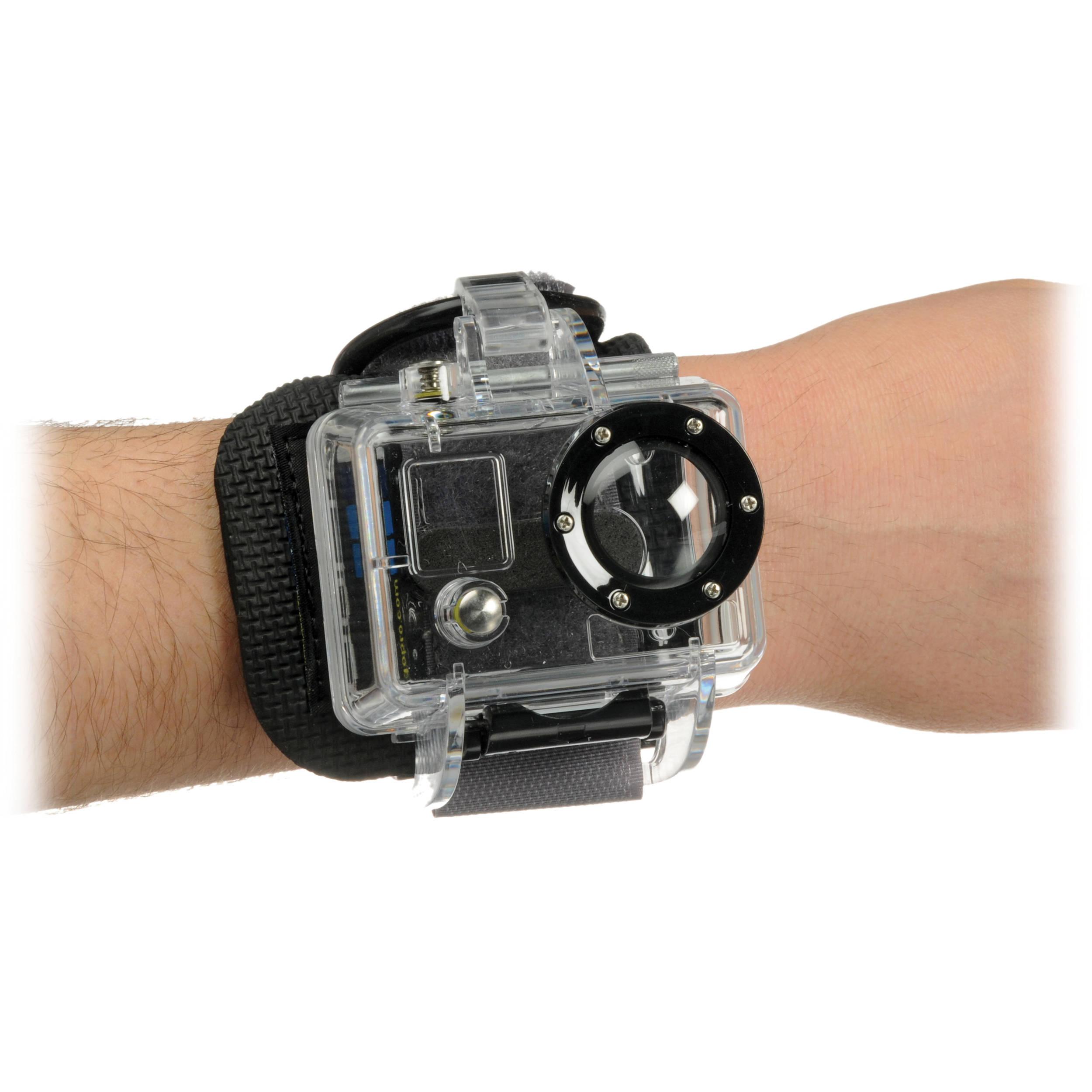 GoPro HD Wrist Housing AHDWH-001 B/&H Photo Video