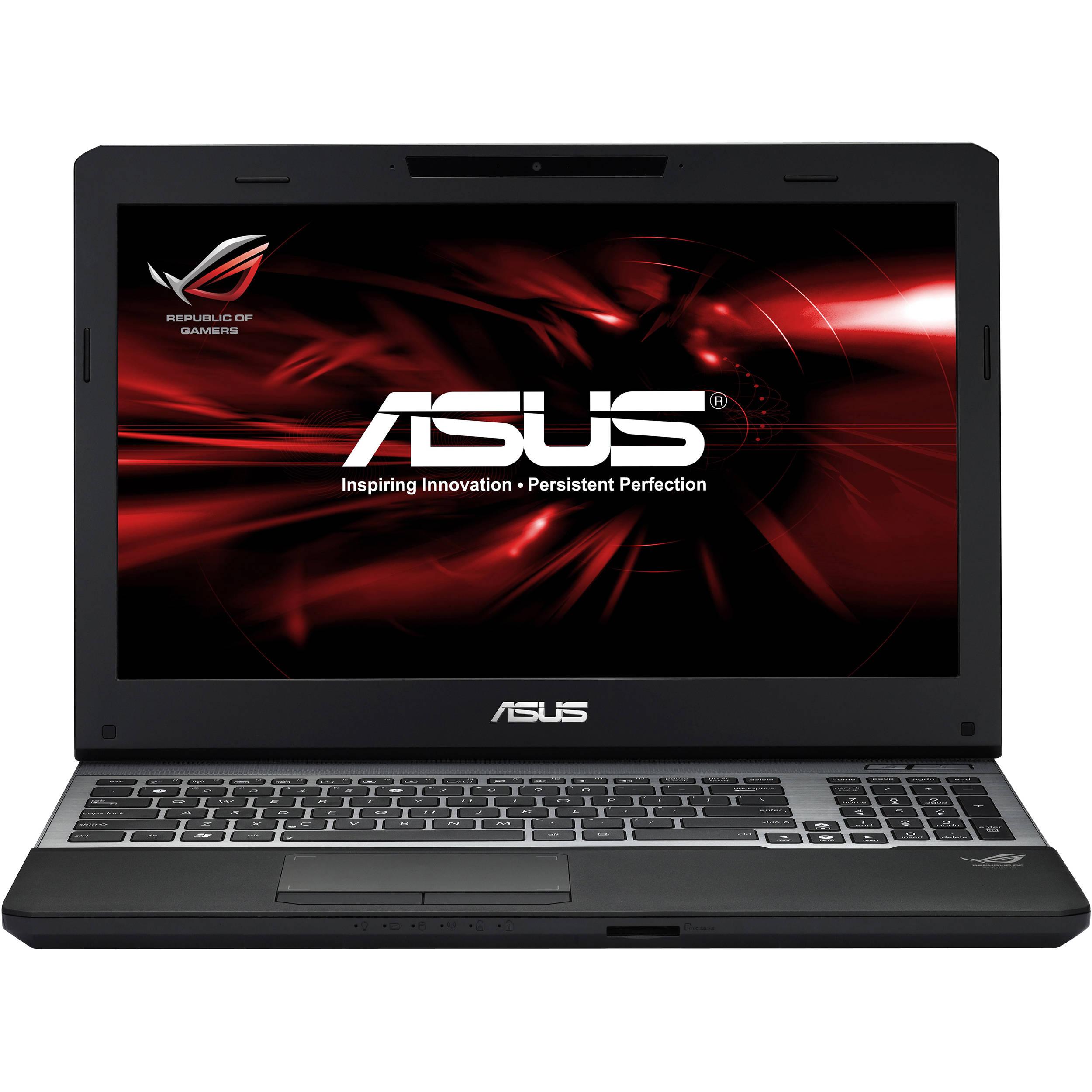 Asus Republic Of Gamers G55vw Dh71 15 6 Laptop Computer Black