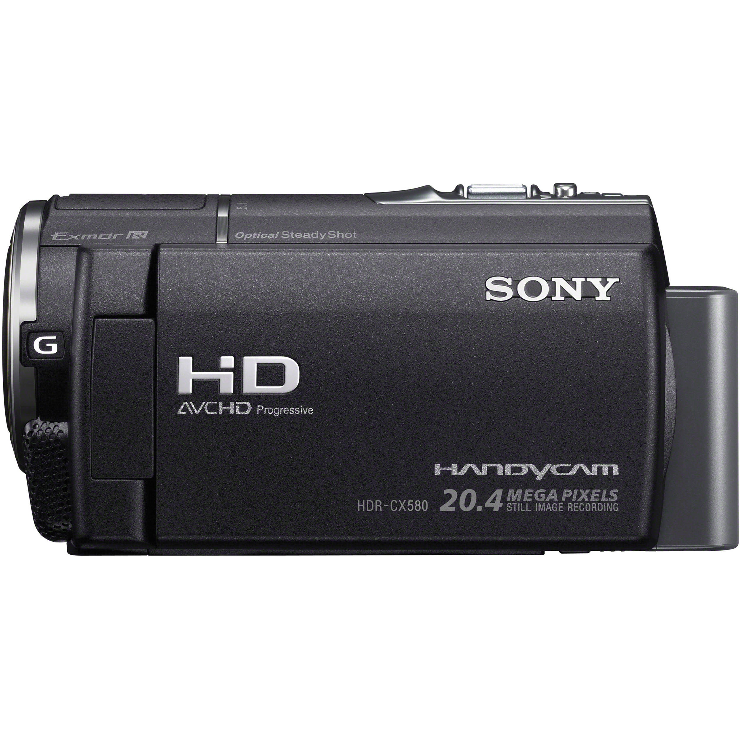 2 Pack Sony HDR-CX580V Camcorder Memory Card 2 x 8GB Secure Digital High Capacity Memory Cards SDHC