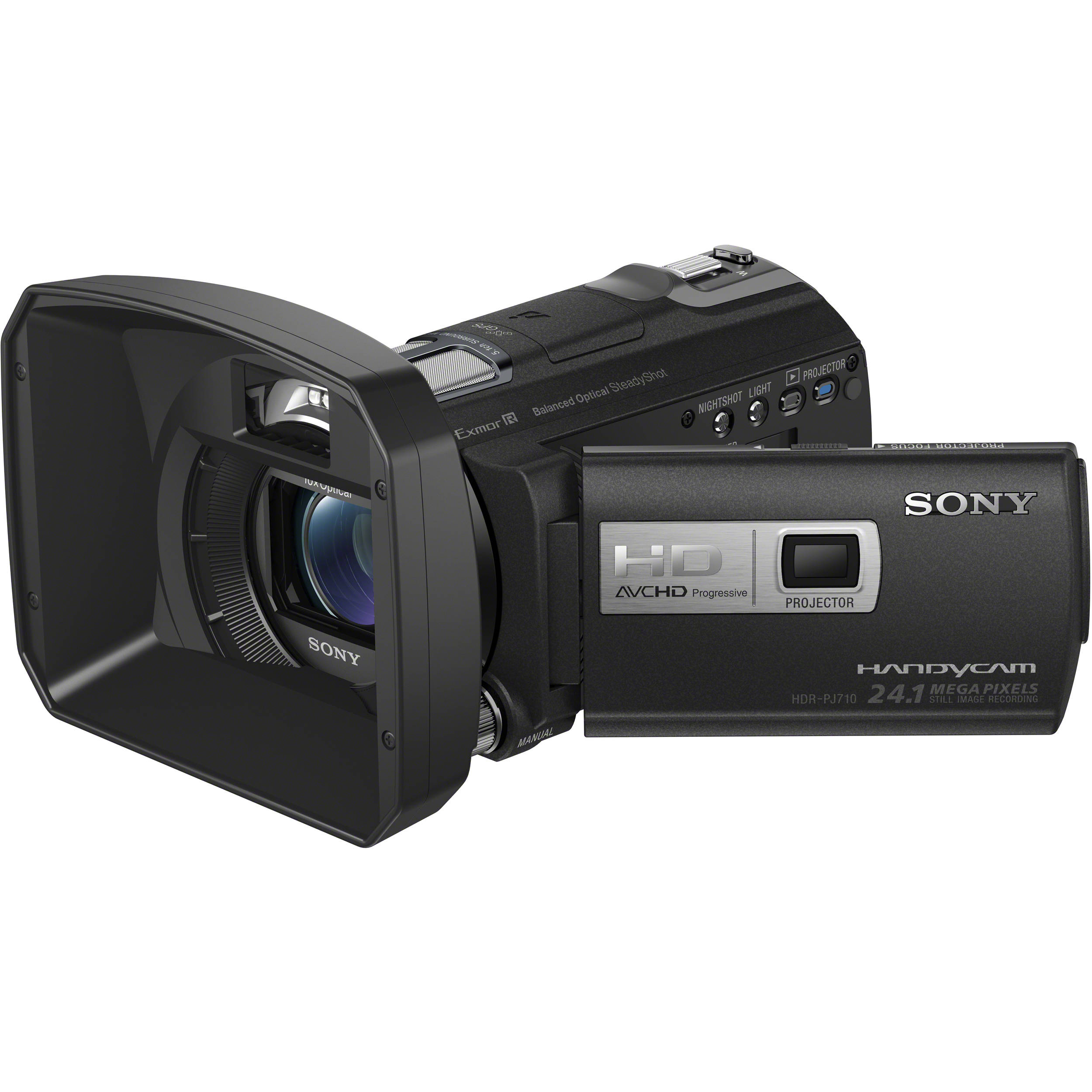Approx Height 13 inches Sony HDR-PJ710V Camcorder Tripod Flexible Tripod for Digital Cameras and Camcorders