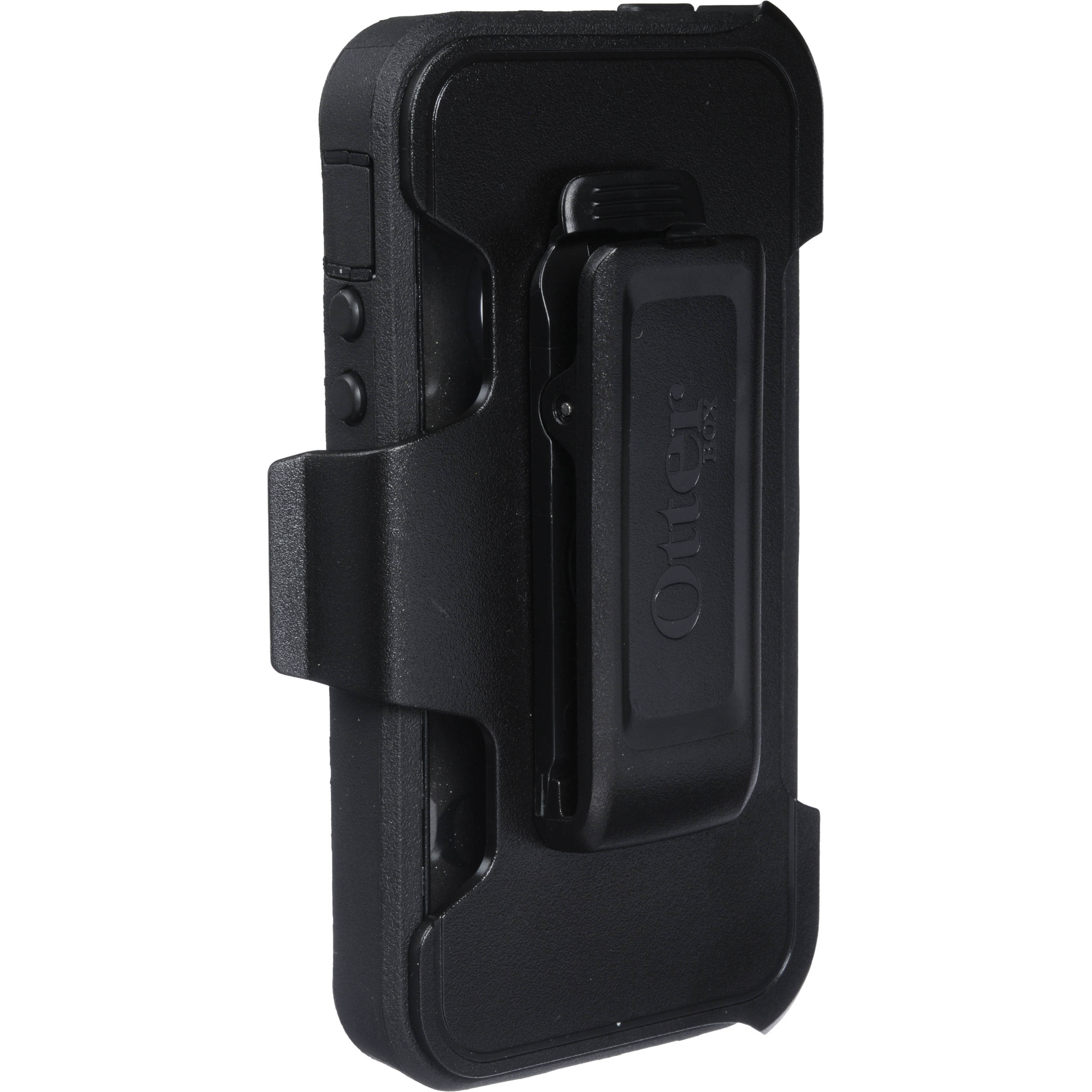 sports shoes 26a6e a942d OtterBox Defender Series Case for iPhone 5/5s/SE (Black)