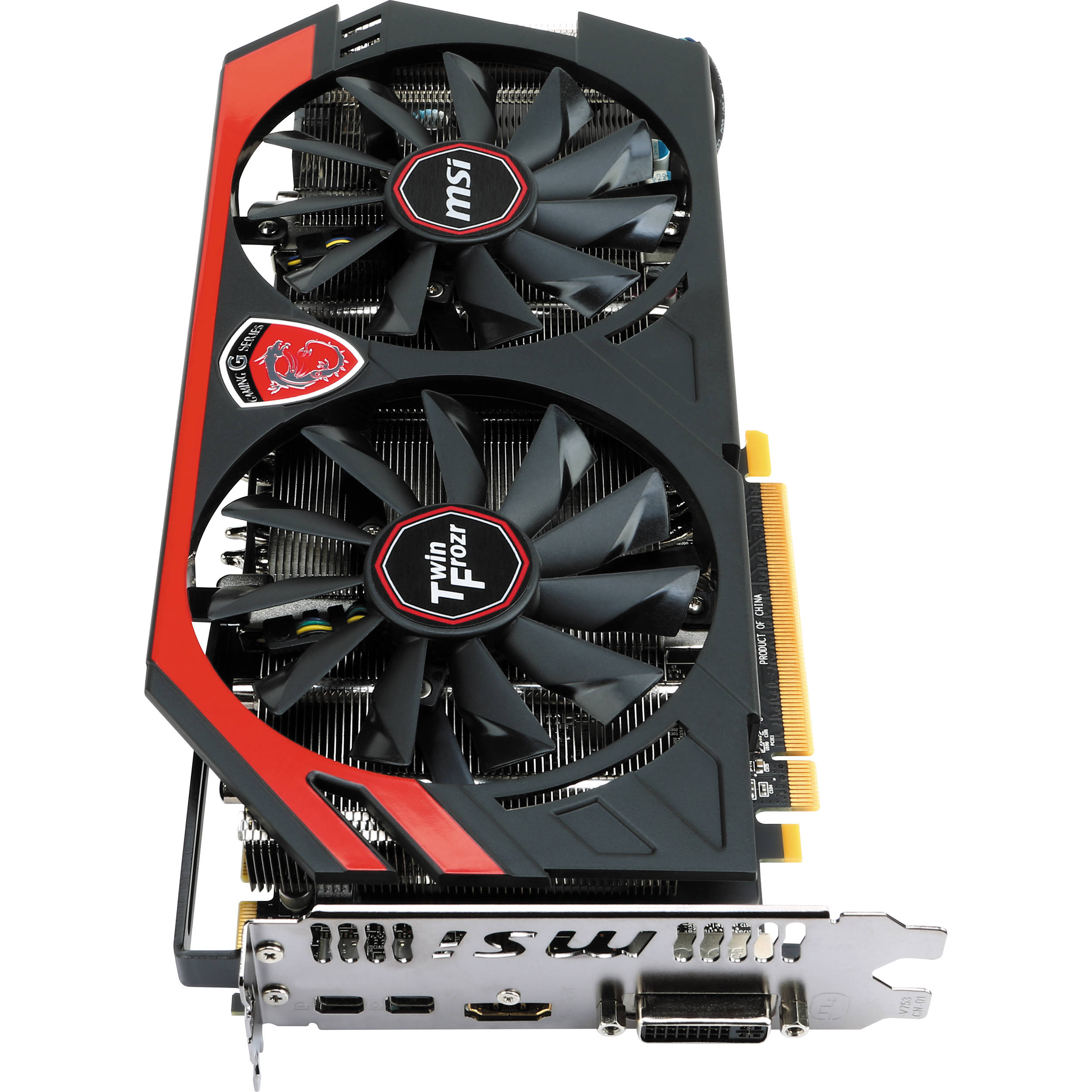 MSI AMD Radeon R9 280X Gaming Graphics Card