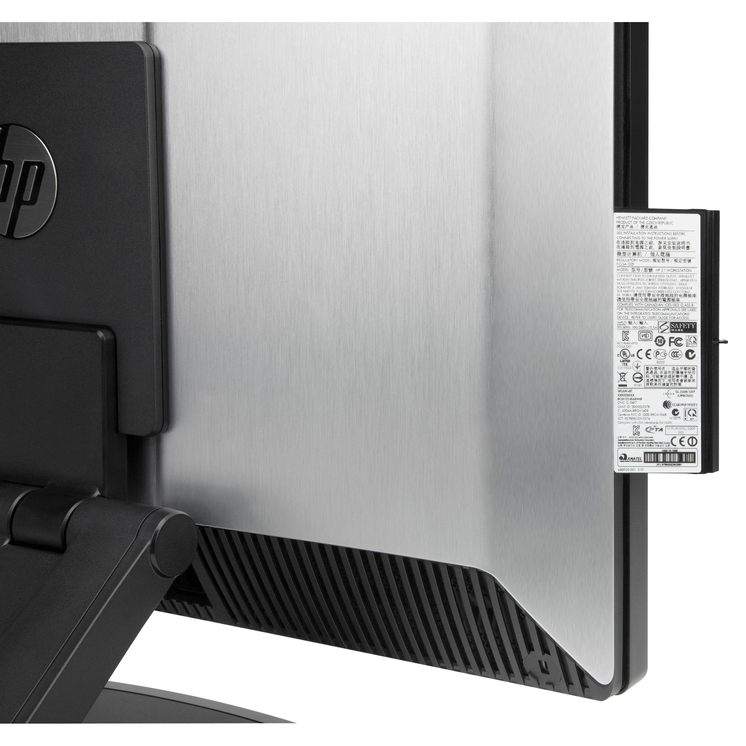 HP Z1 G2 F1L94UT 27