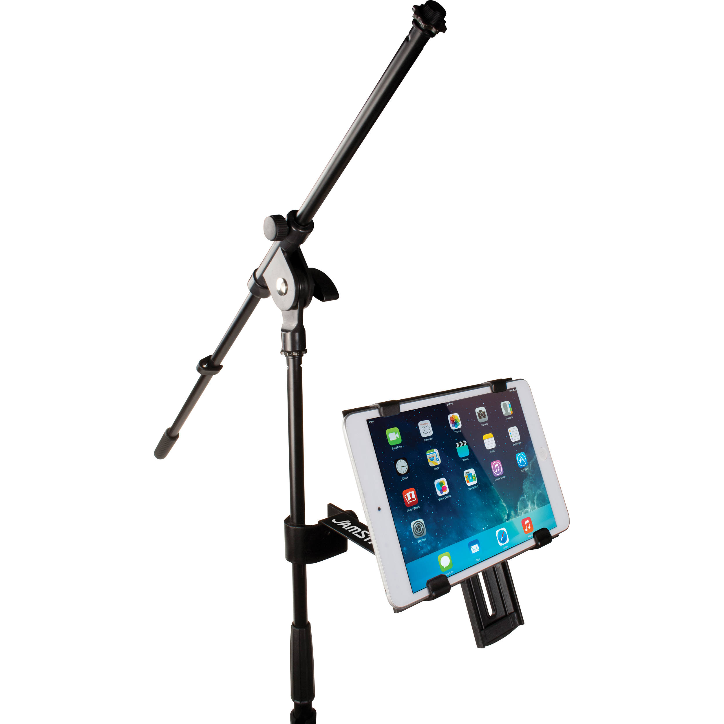 Ultimate Music Microphone Stand Tablet Holder for iPad Mini 4