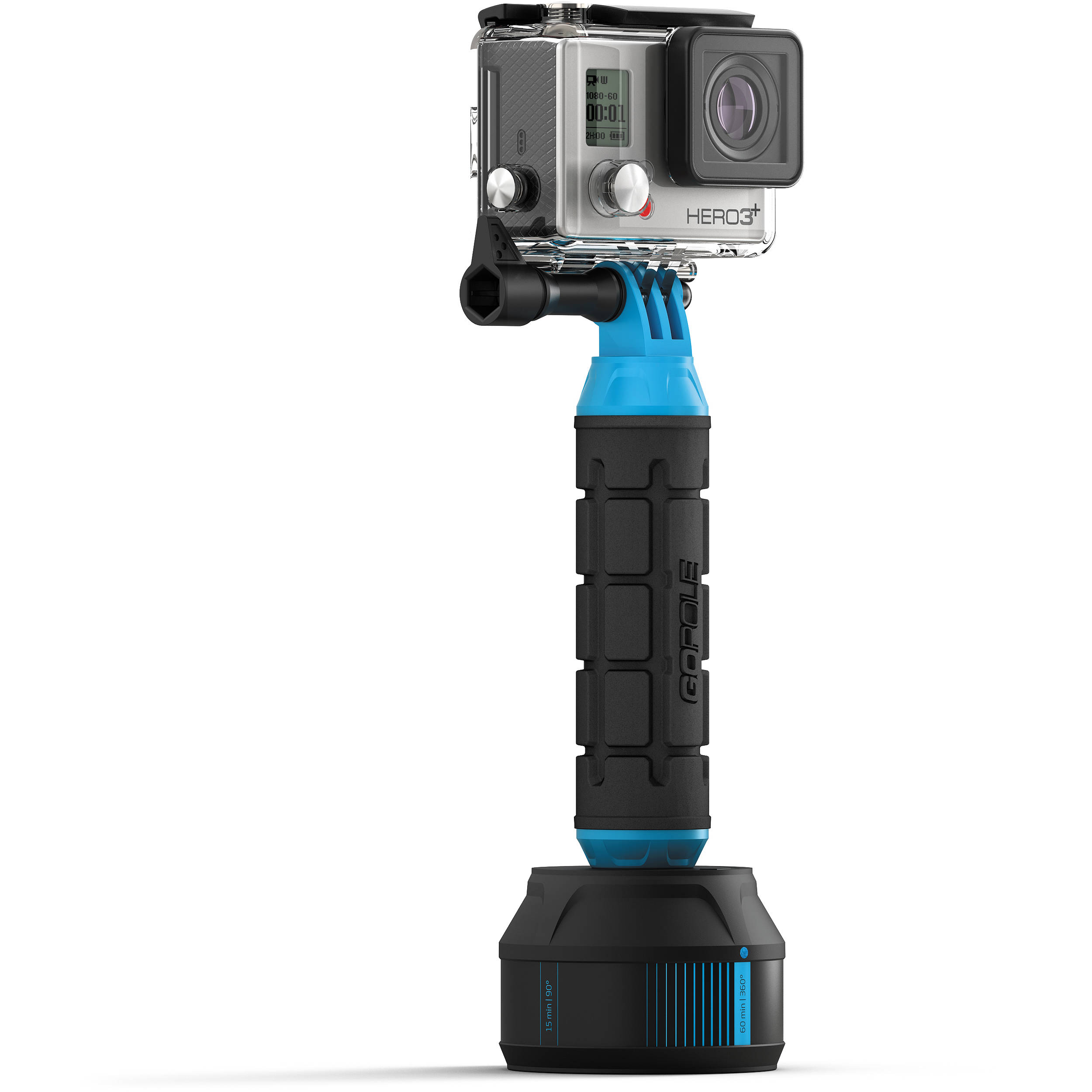 f8fc1369fe45f0 GoPole Scenelapse 360 Time-Lapse Device with GoPro Mount GPSL-16