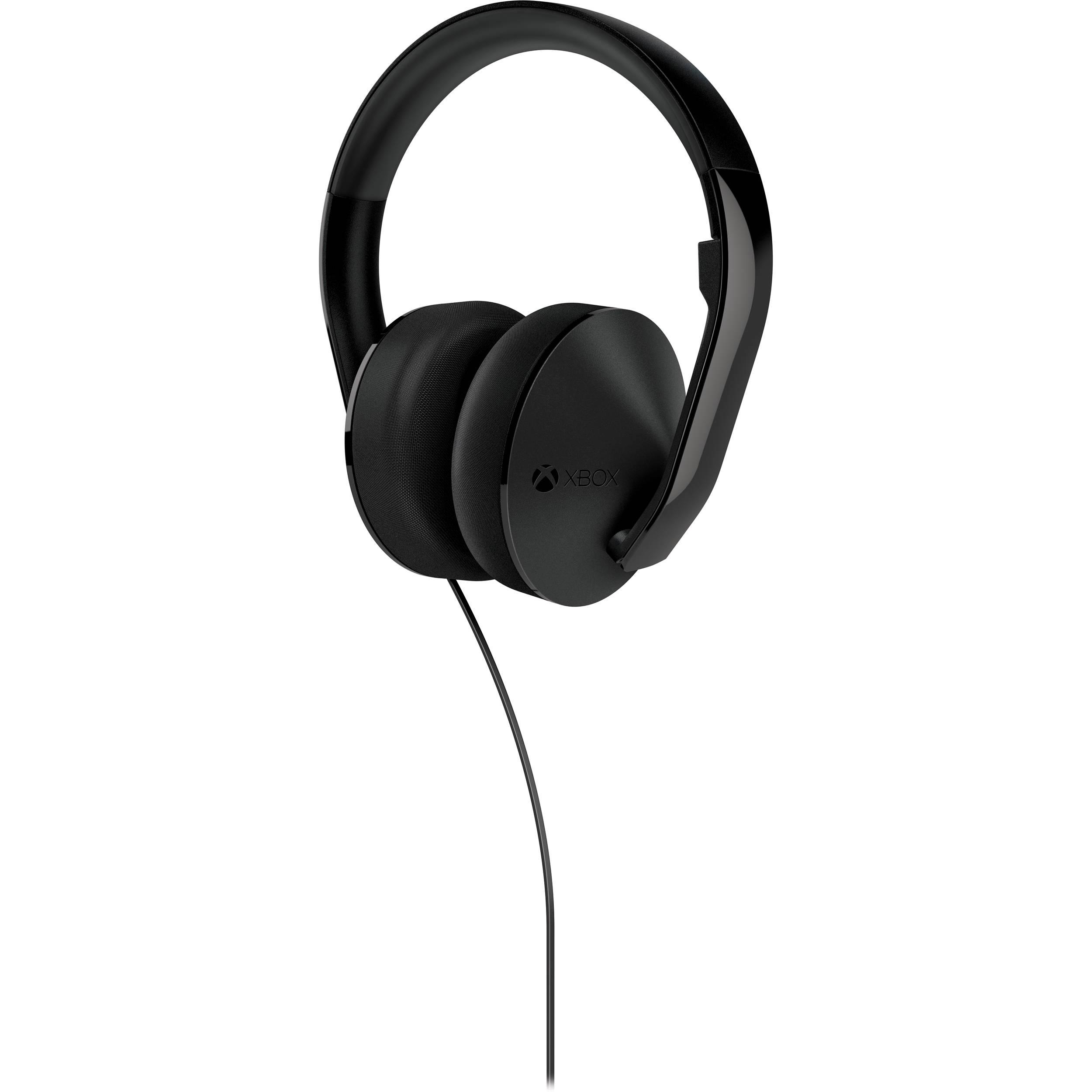 Microsoft Xbox One Stereo Headset (Black)