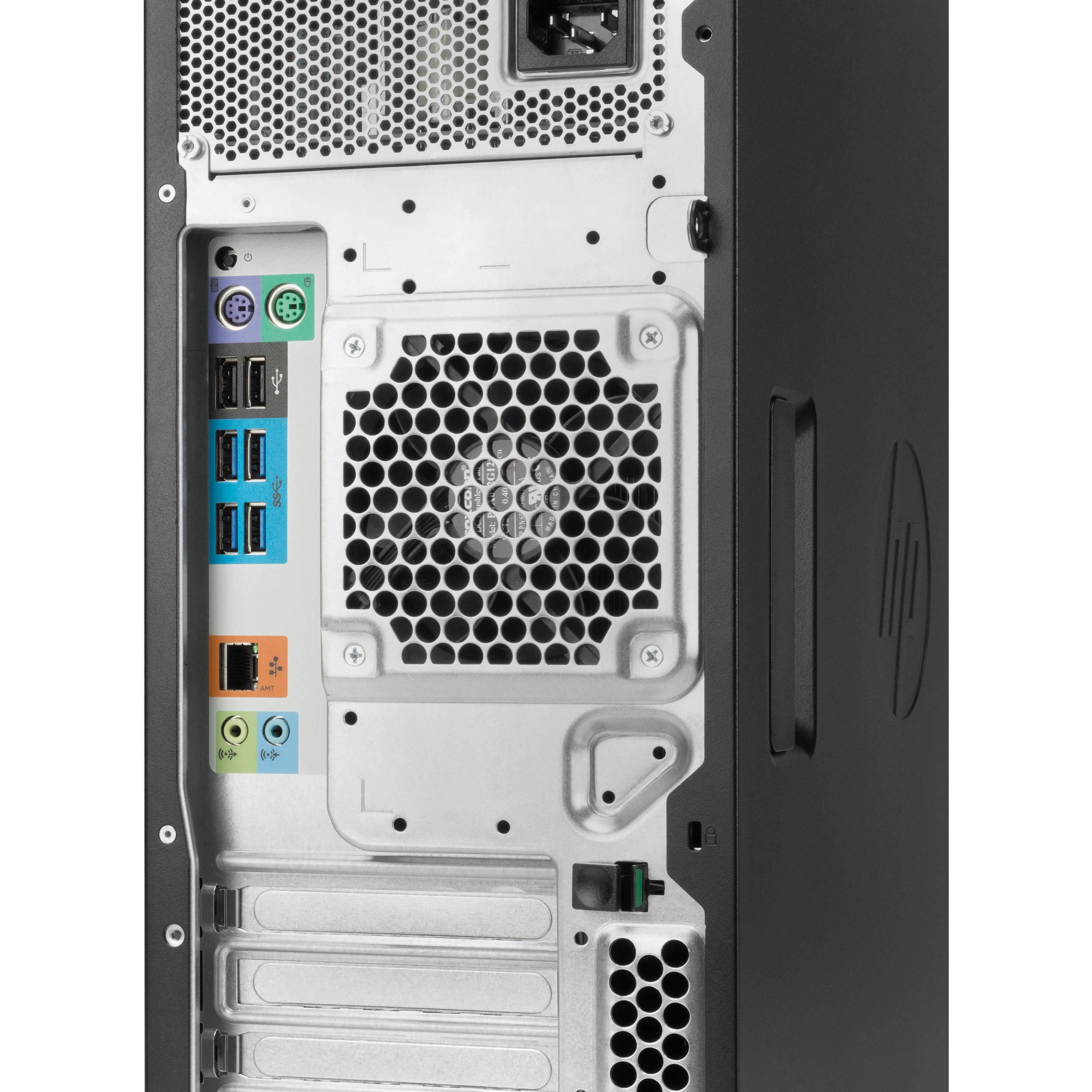 HP Z440 Series F1L11 Minitower Workstation