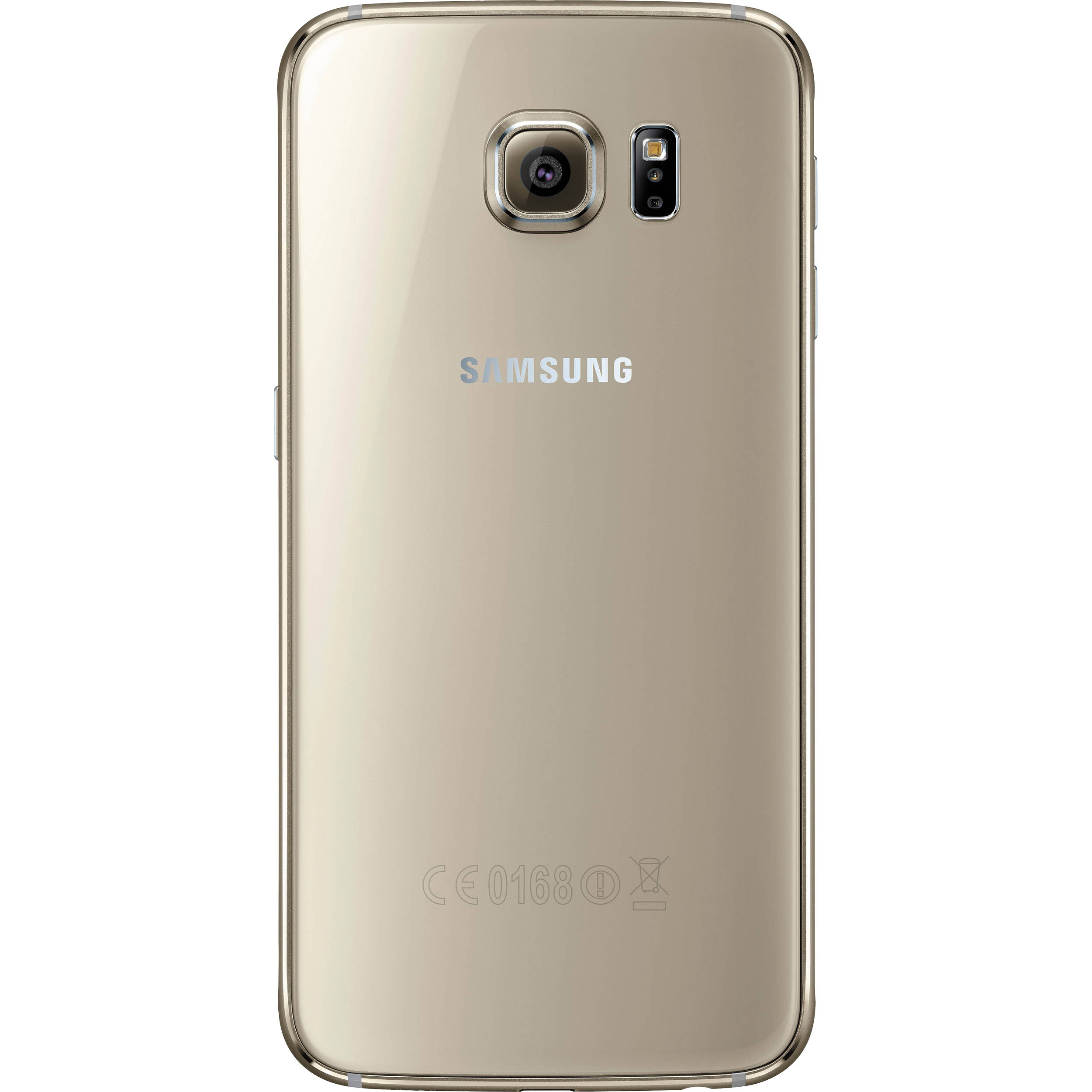 Samsung Galaxy S6 Edge SM-G925I 32GB Smartphone (Region Specific Unlocked,  Gold Platinum)
