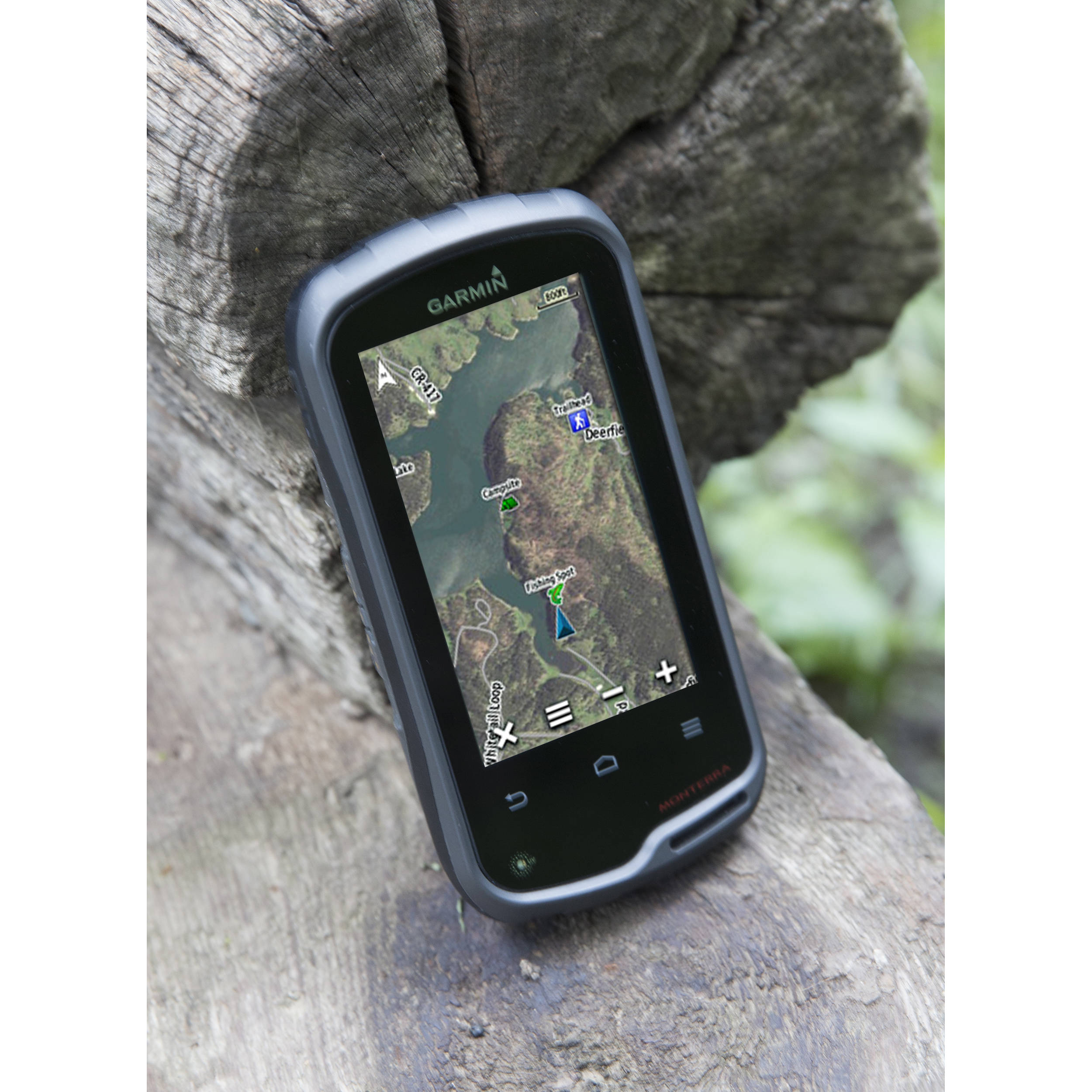 Garmin Monterra Handheld GPS With Android OS