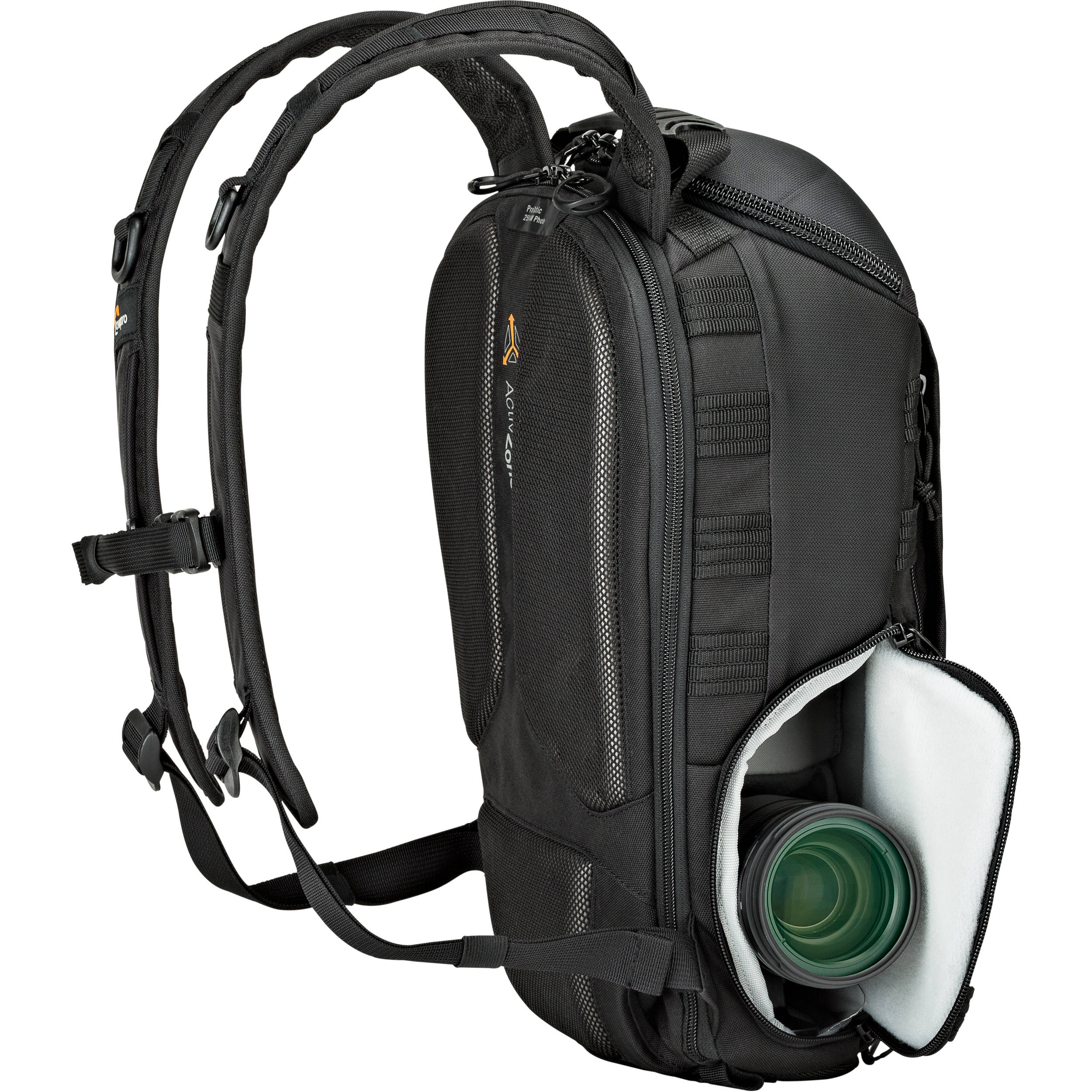 7548de15bf66 Lowepro ProTactic BP 250 AW Mirrorless Camera and Laptop Backpack (Black)