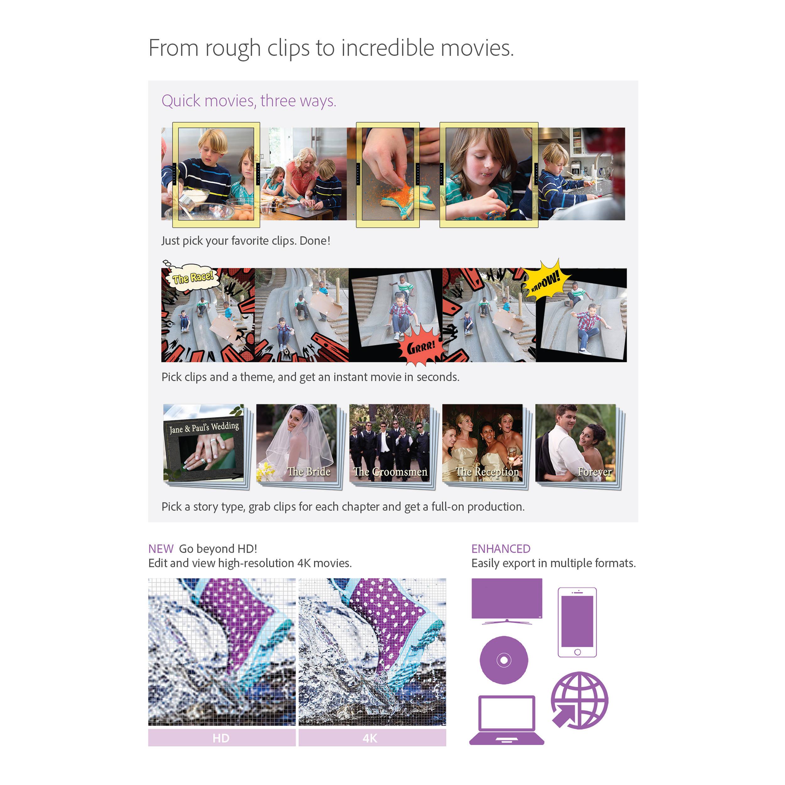 Adobe Premiere Elements 14 (Download)
