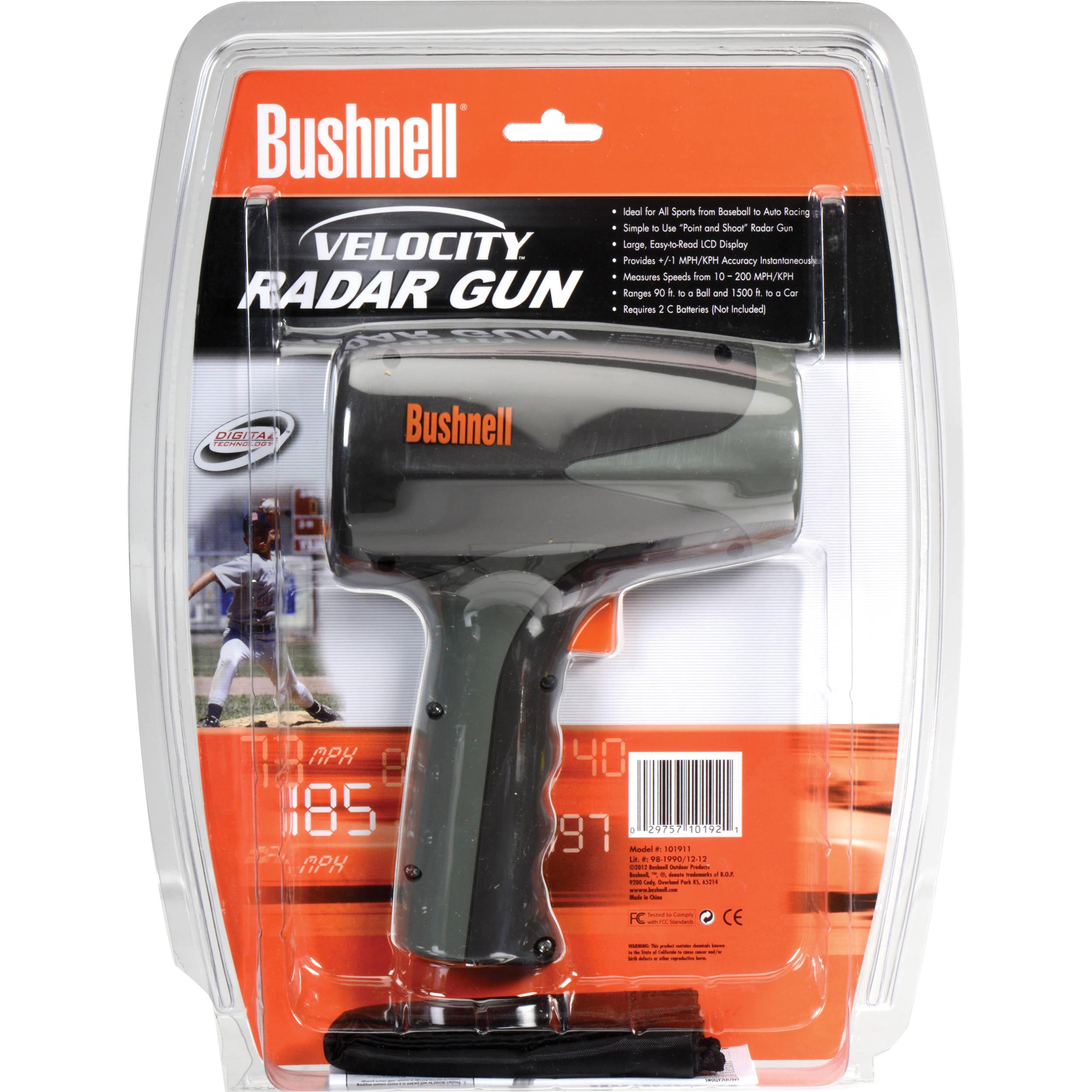 Bushnell Velocity Speed Gun 101911
