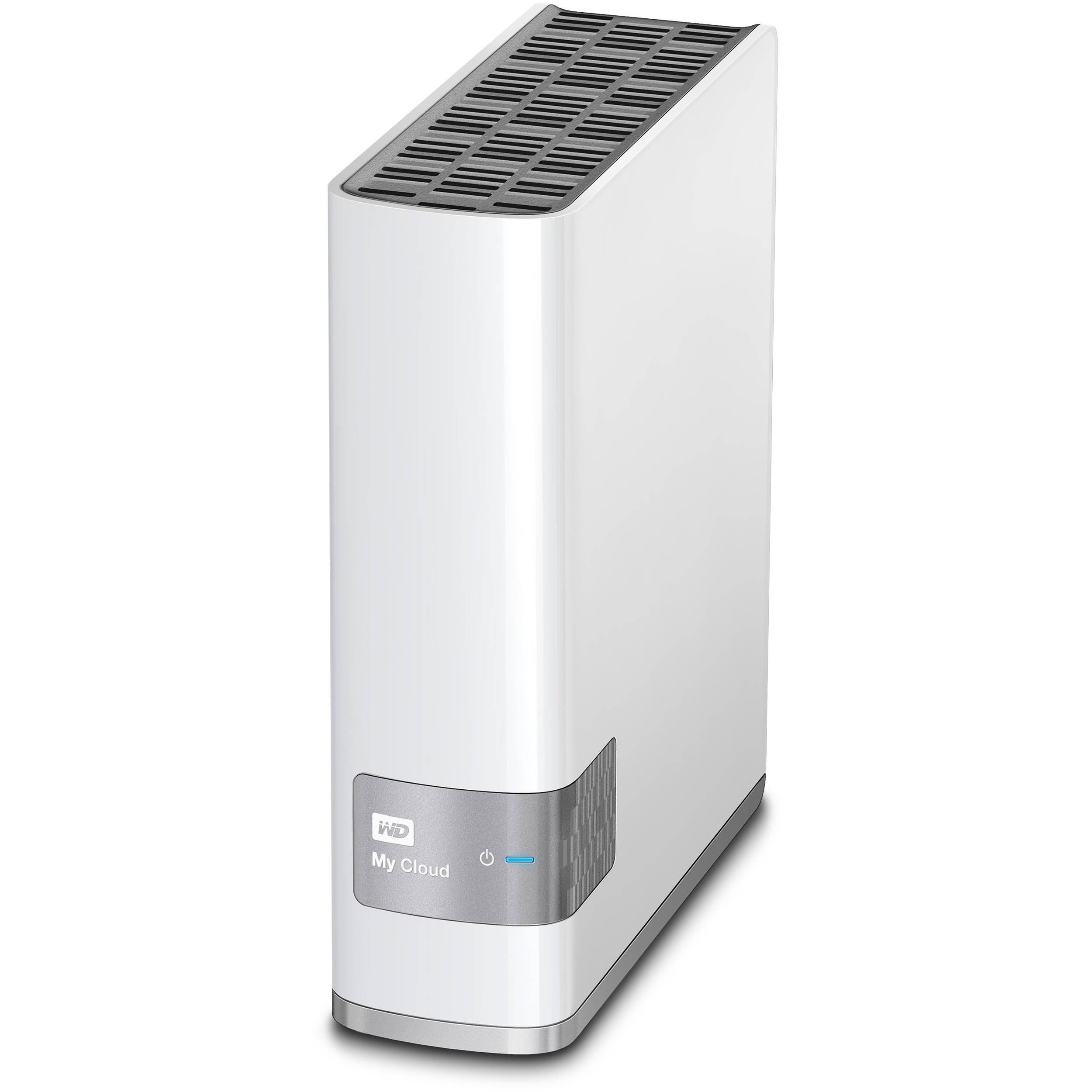 WD 8TB My Cloud Personal Cloud NAS Storage