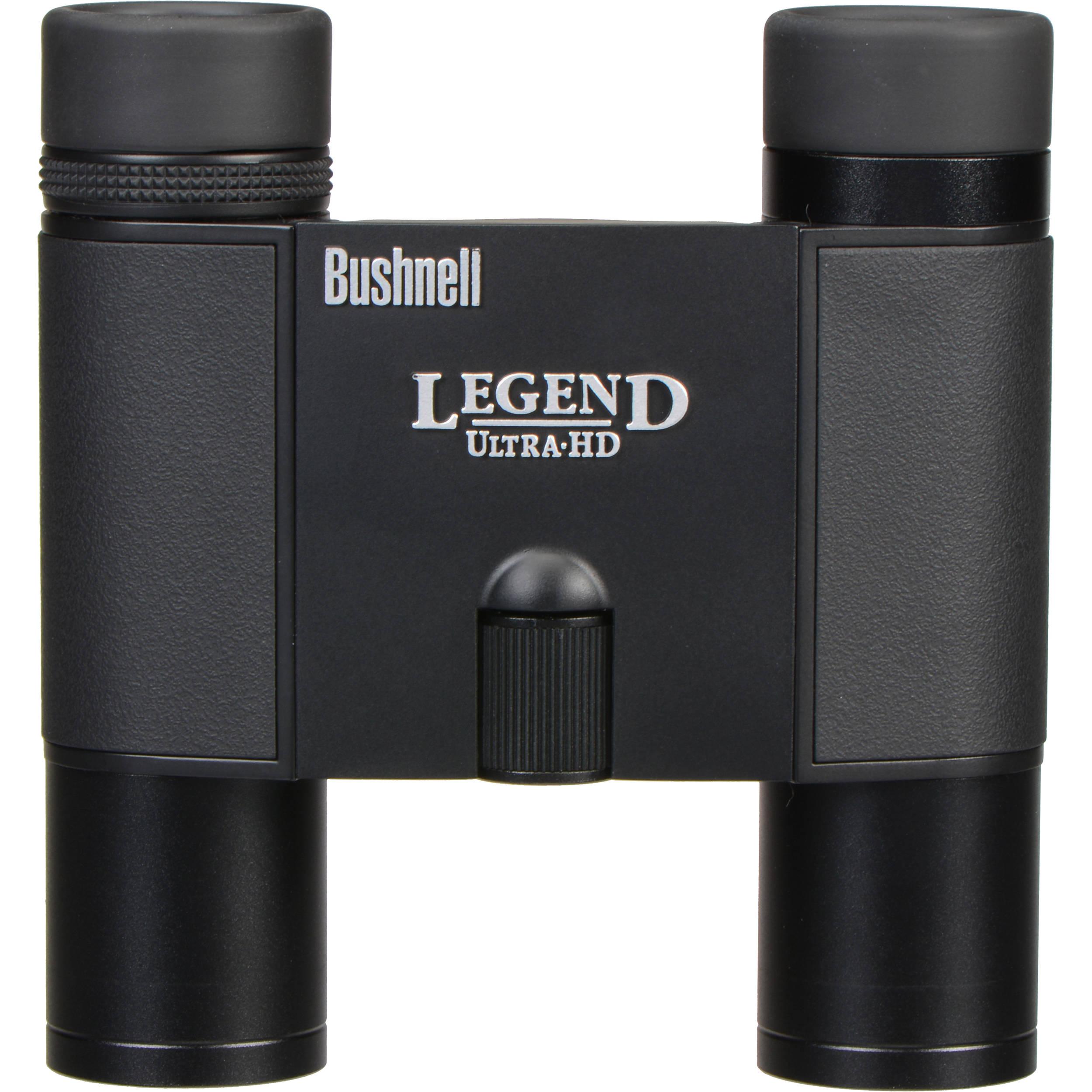 Bushnell Legend Ultra HD 10x25 Binocular 190125