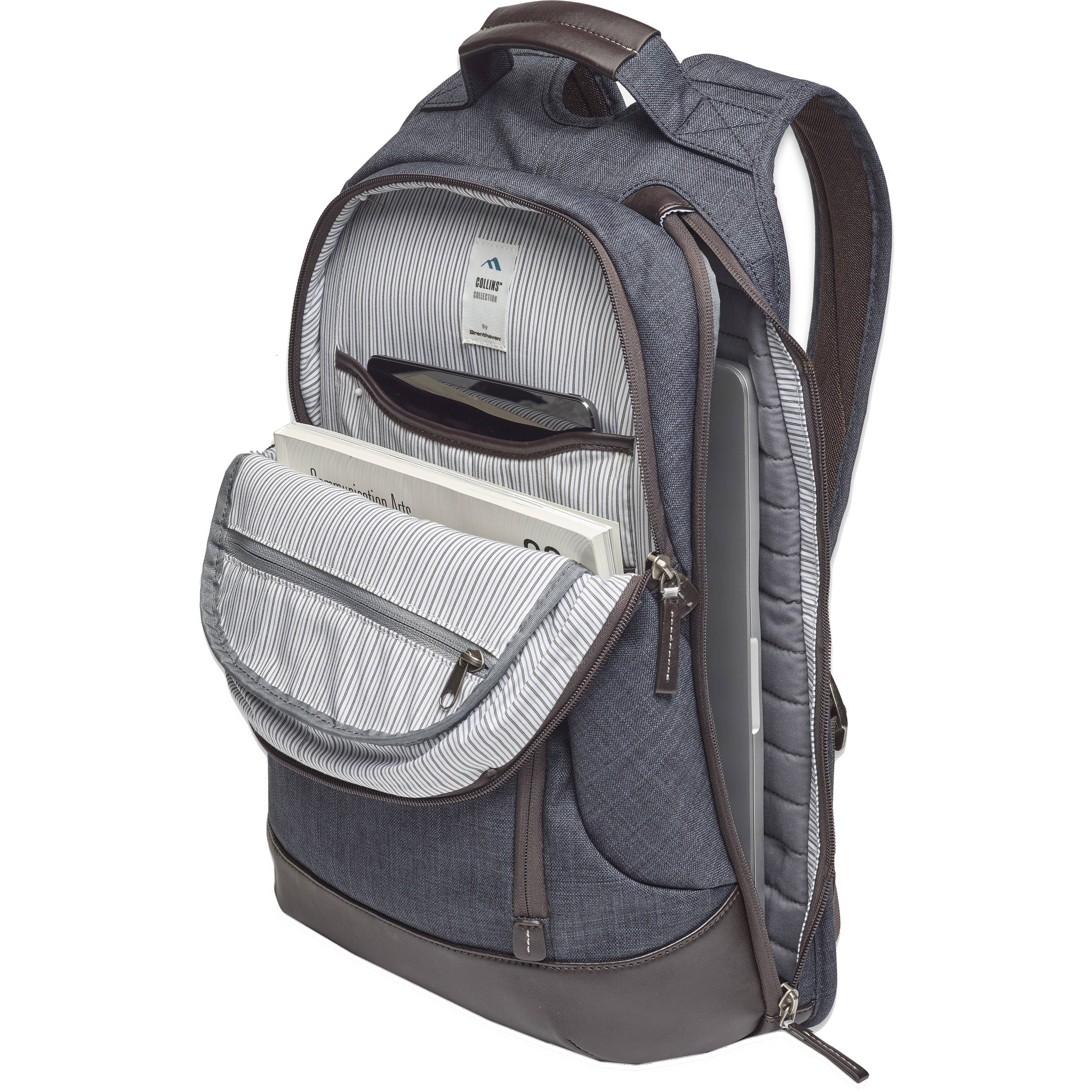 f5cfa8969e88 Brenthaven Collins Backpack for 15