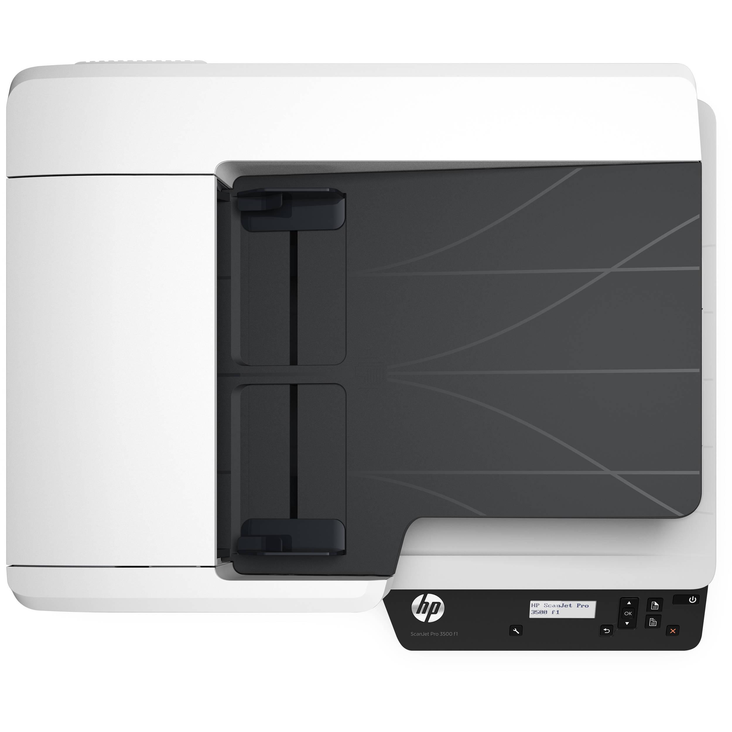 HP Scanjet Pro 3500 f1 Document Scanner