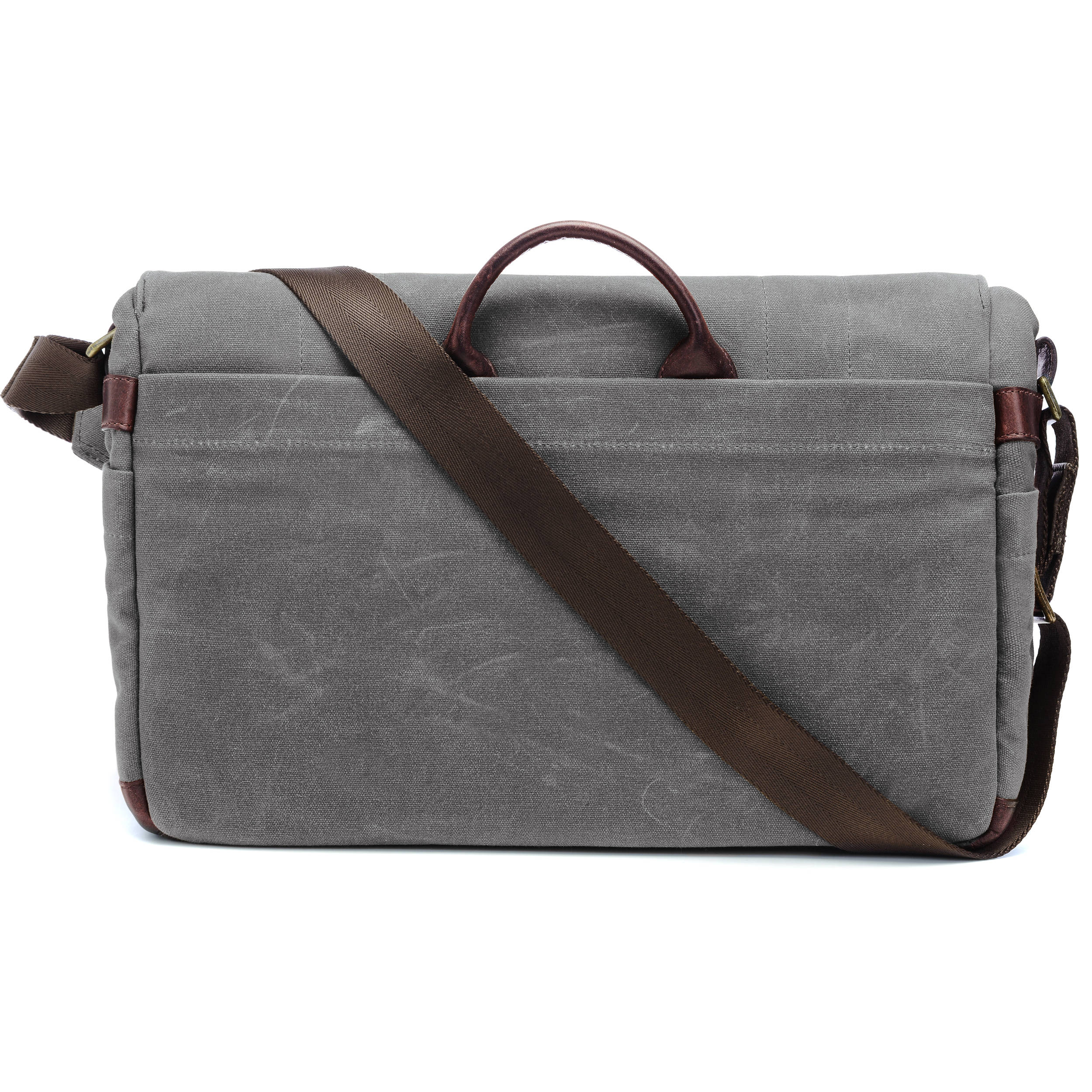 5b62721dd08d ONA The Union Street Messenger Bag (Smoke, Waxed Canvas & Leather)