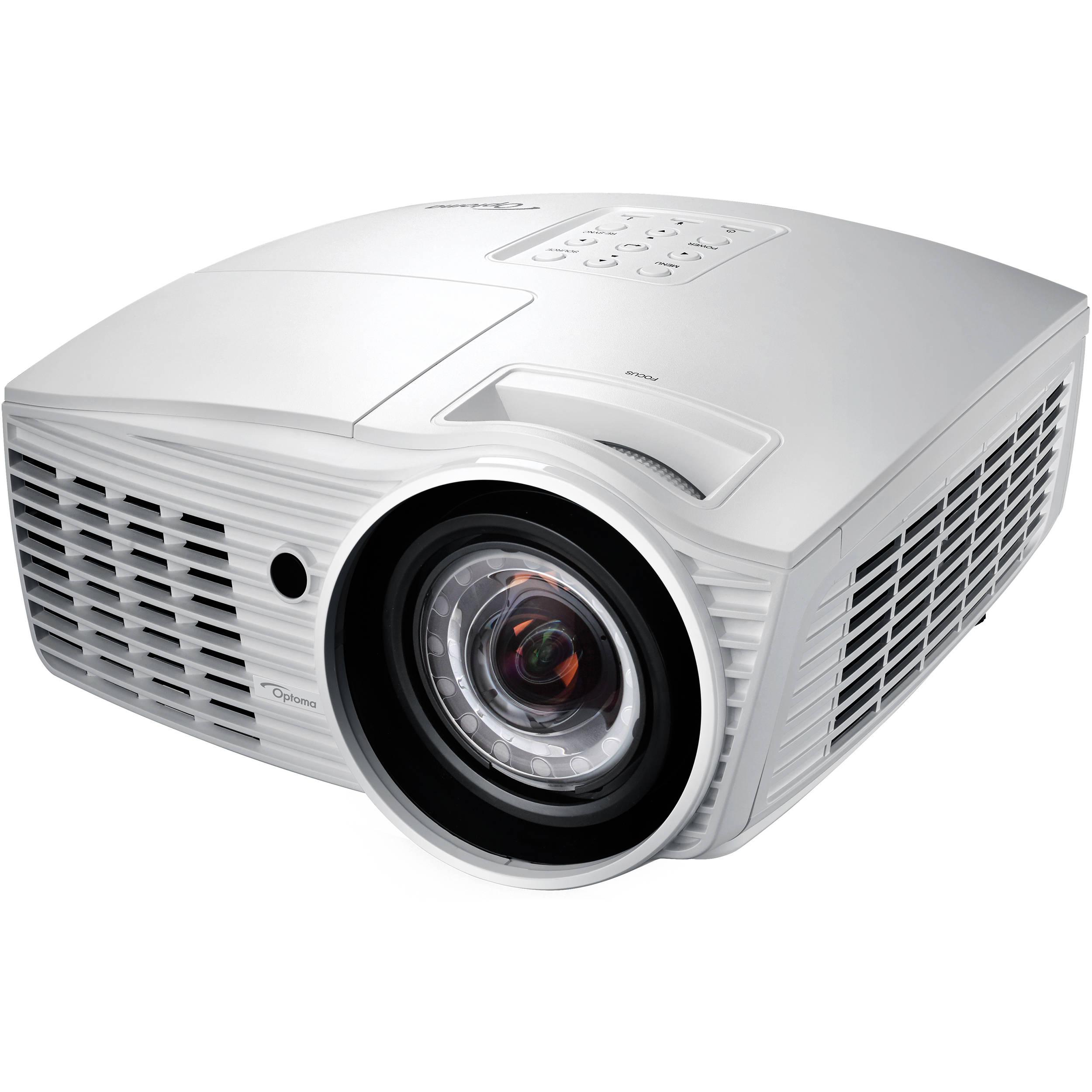 Optoma Technology EH415ST 3500-Lumen Full HD Short-Throw EH415ST