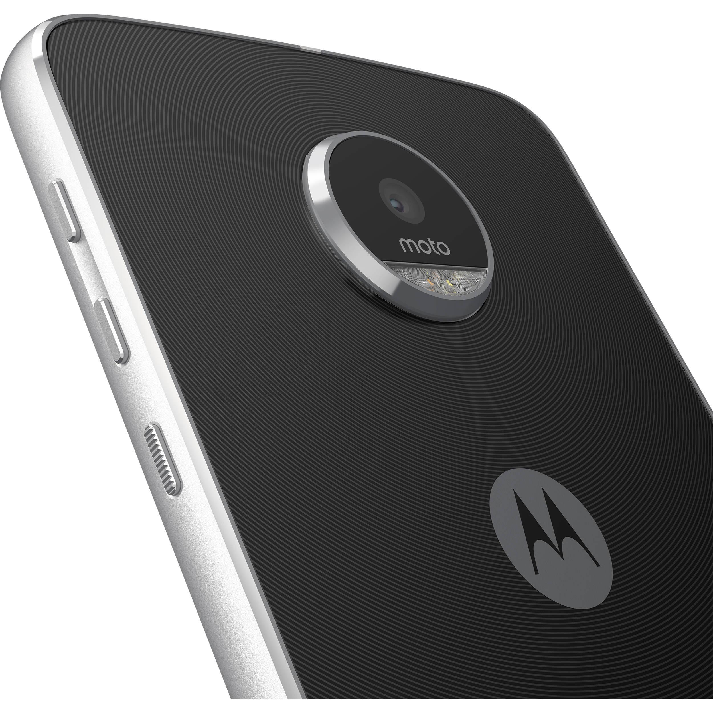 Moto Z Play XT1635-02 32GB Smartphone (Unlocked, Lunar Gray)