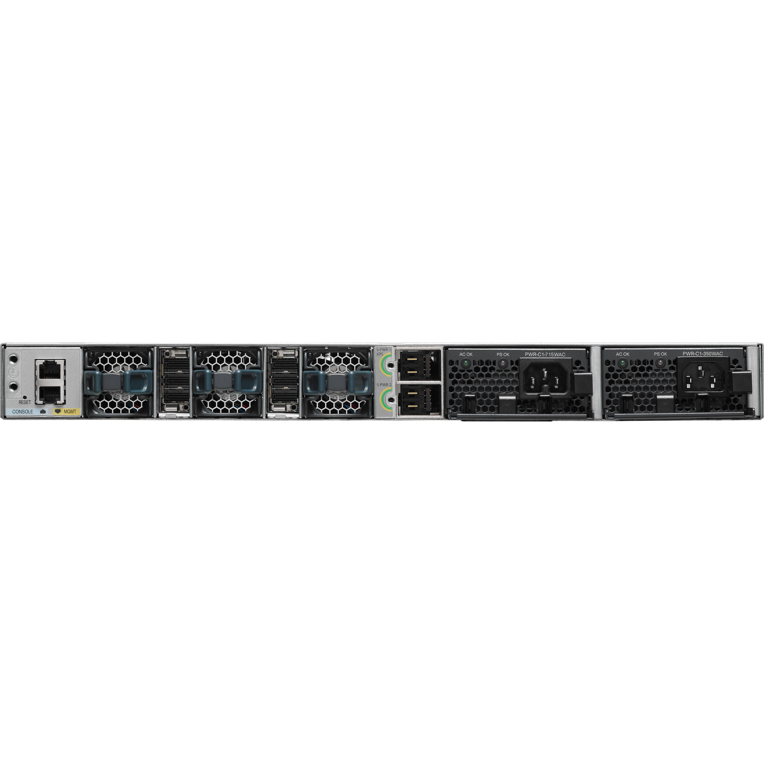 Cisco Catalyst 3850 Stackable 24-Port 10/100/1000 Gigabit Ethernet Switch  with PoE+