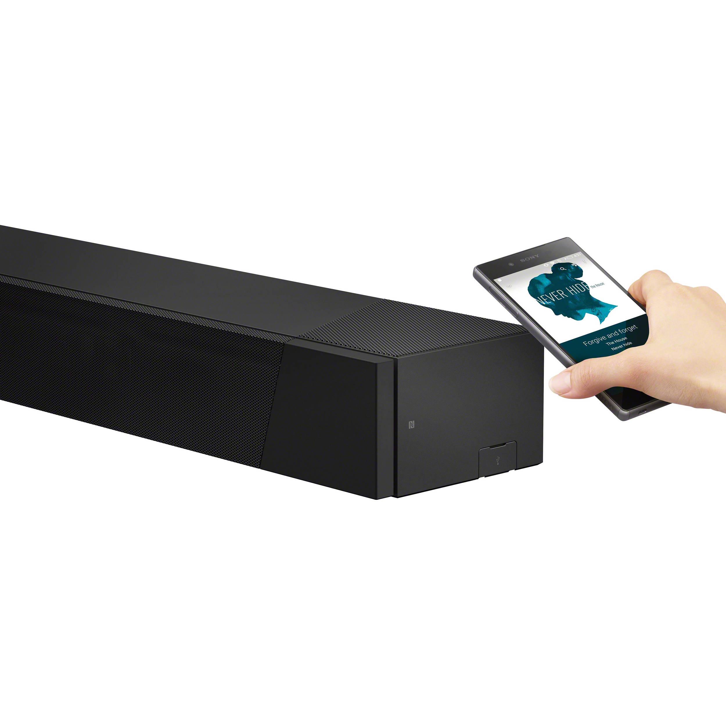 Sony HT-ST5000 800W 7 1 2-Channel Soundbar System