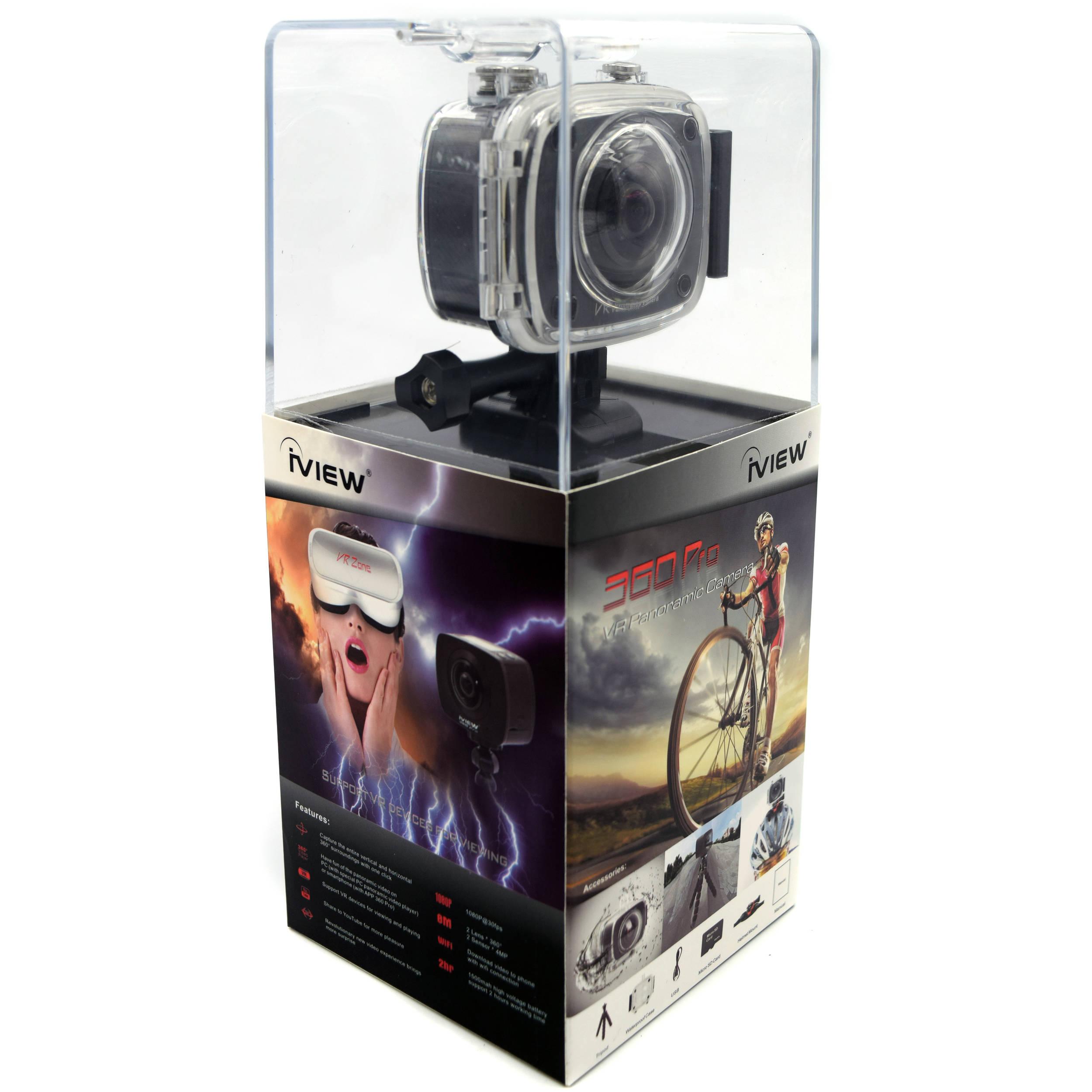 iView 360 Pro VR Panoramic Camera