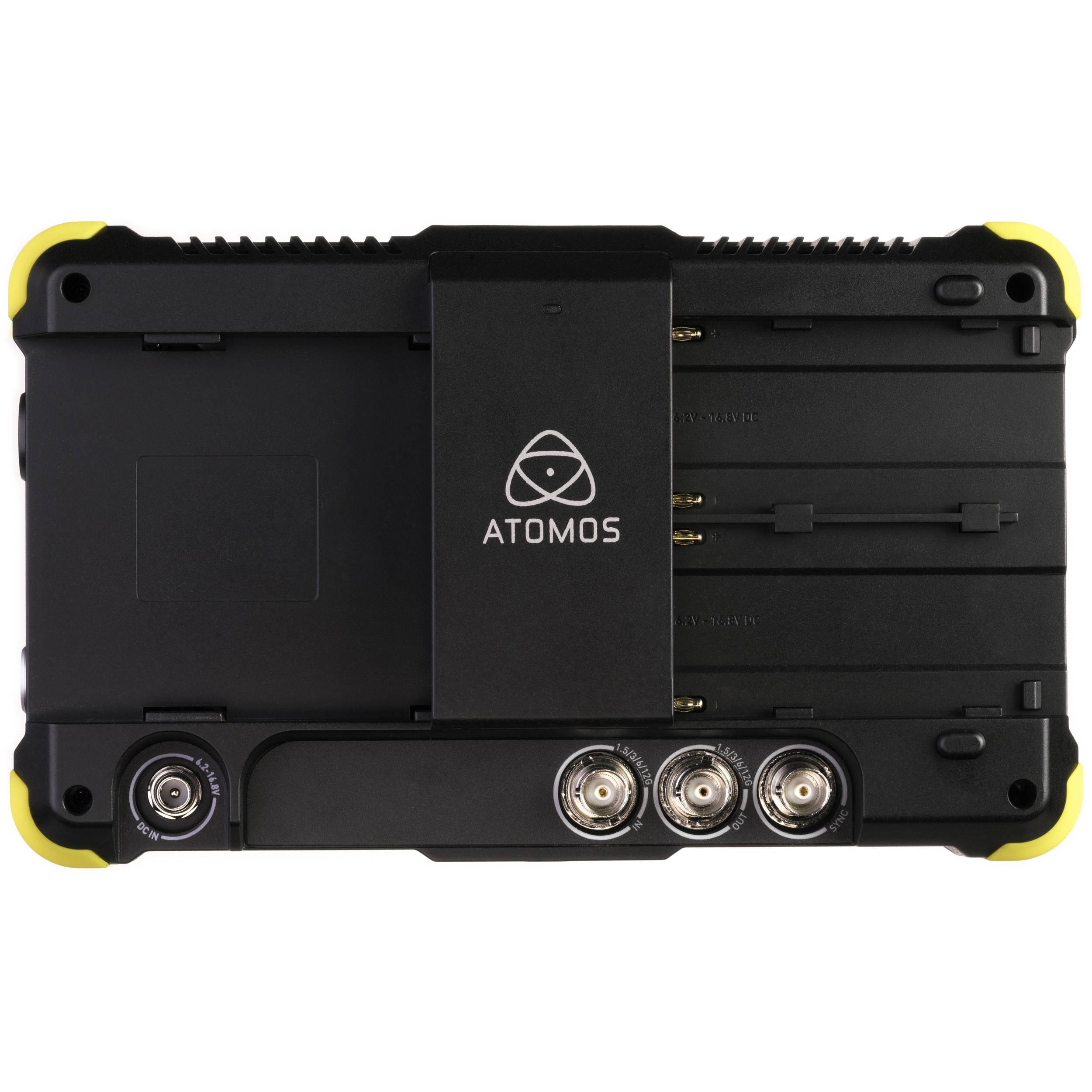 "AC Adapter For Atomos ATOMSHGFL2 Shogun Flame 7/"" 4K Recorder Recording Monitor"