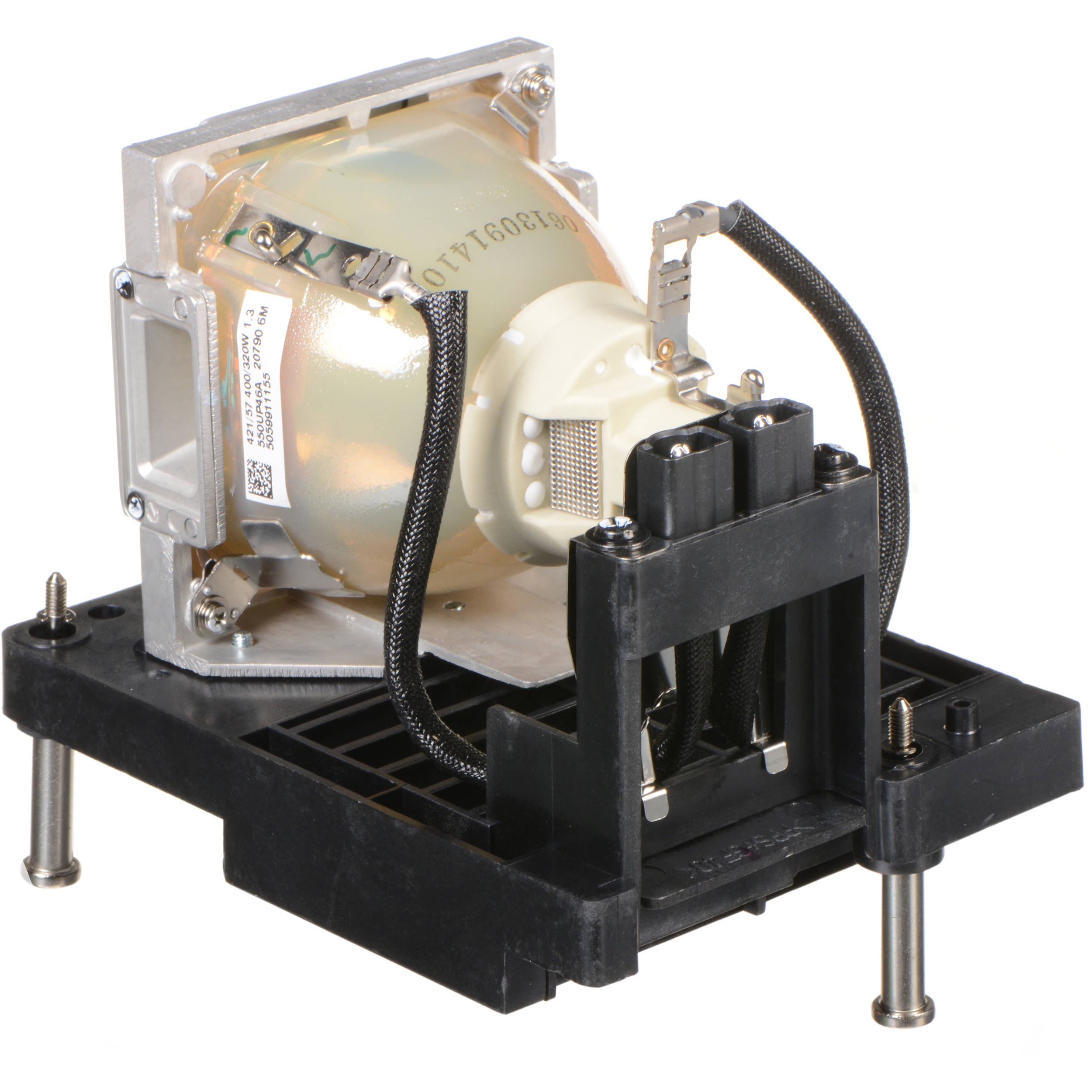 Power by Philips IET Lamps with 1 Year Warranty Genuine OEM Replacement Lamp for NEC NP22LP Projector