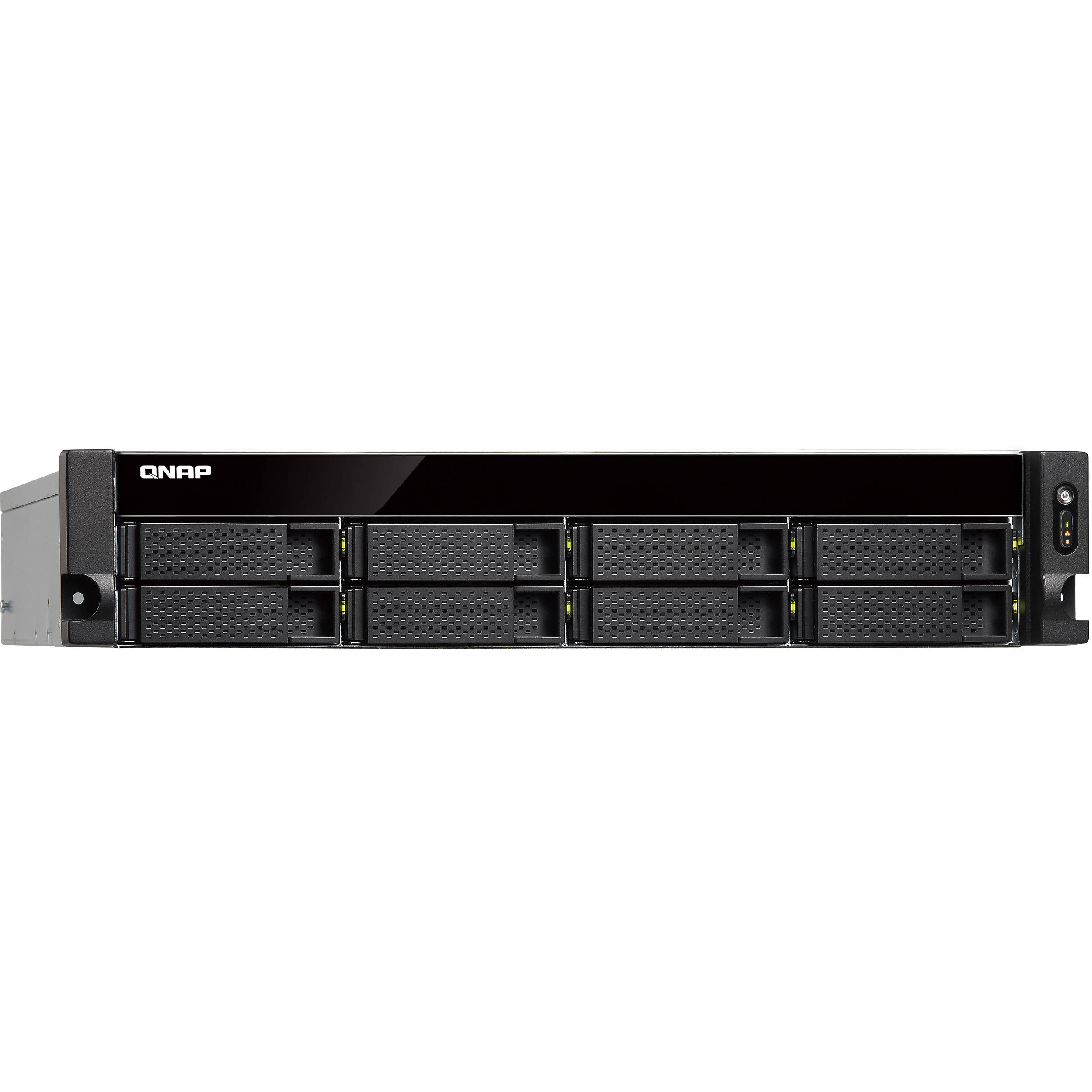 QNAP TS-831XU-RP 8-Bay NAS Enclosure with Redundant Power Supply