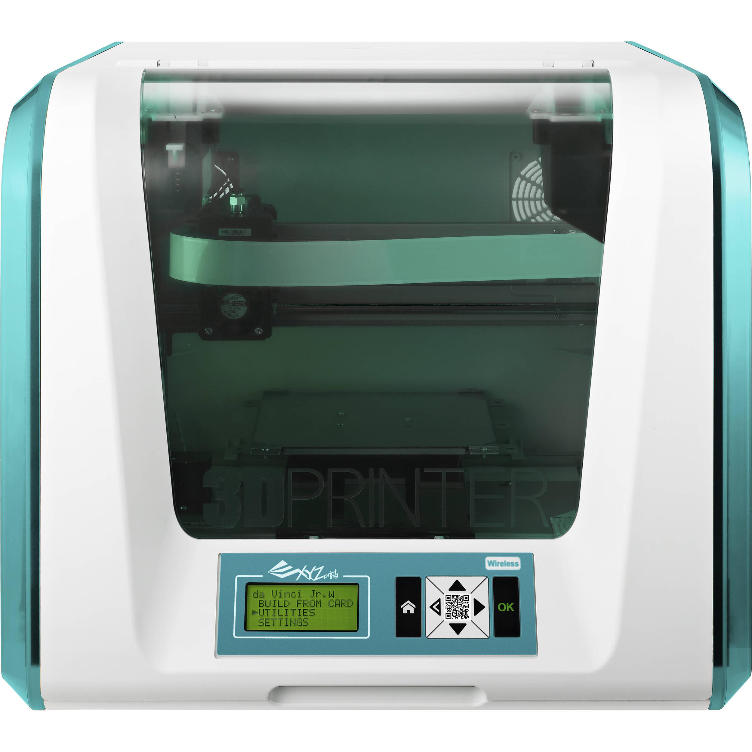 XYZprinting da Vinci Jr  1 0w 3D Printer