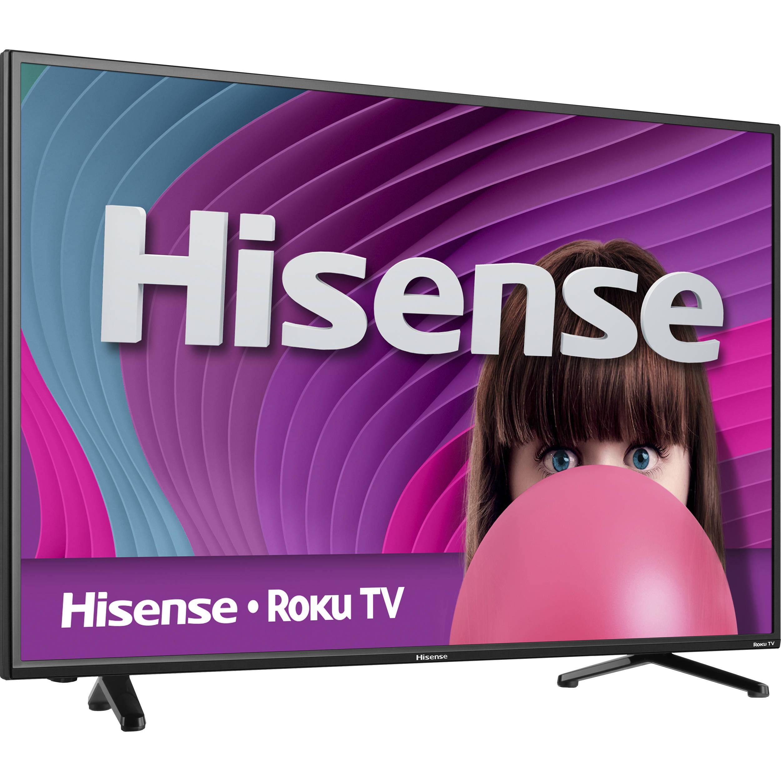 Hisense H4D 55