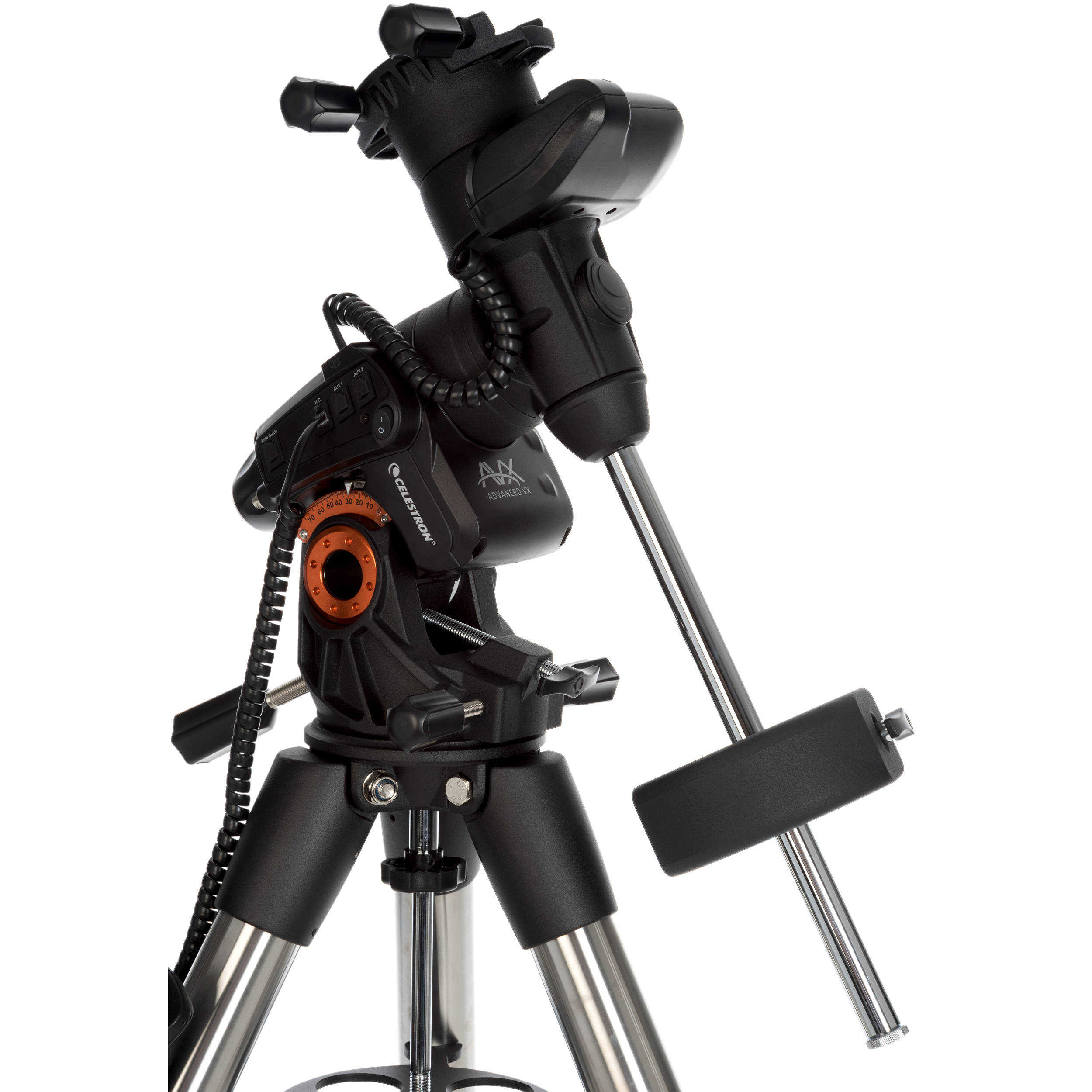 Celestron Advanced VX GoTo German Equatorial Mount