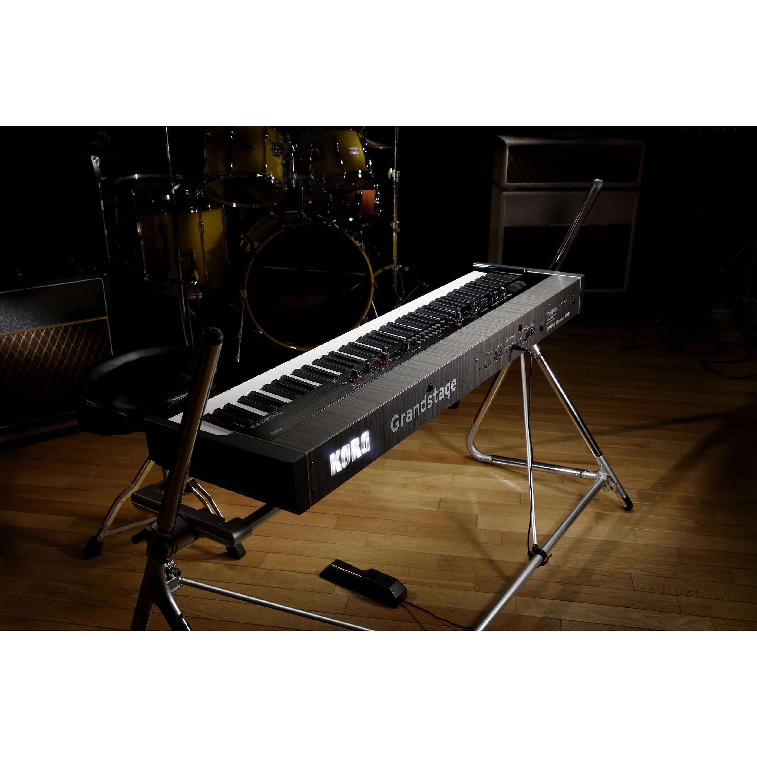 Korg Grandstage88 88-Key Stage Piano