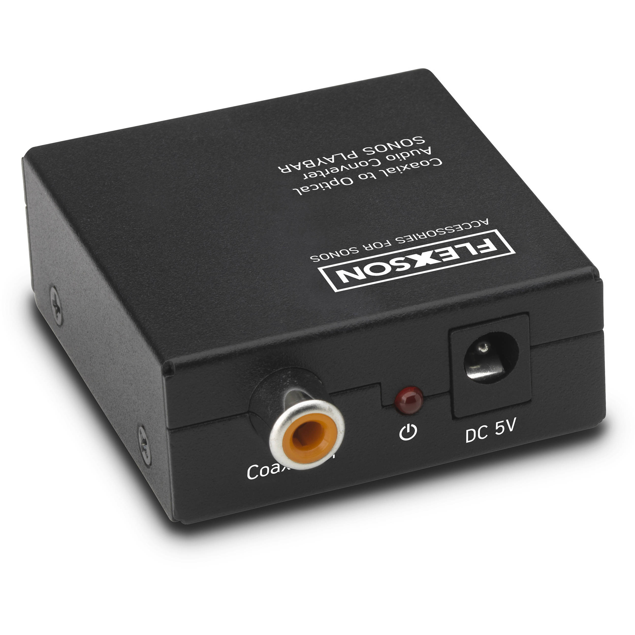 FLEXSON Coaxial to Optical Audio Converter